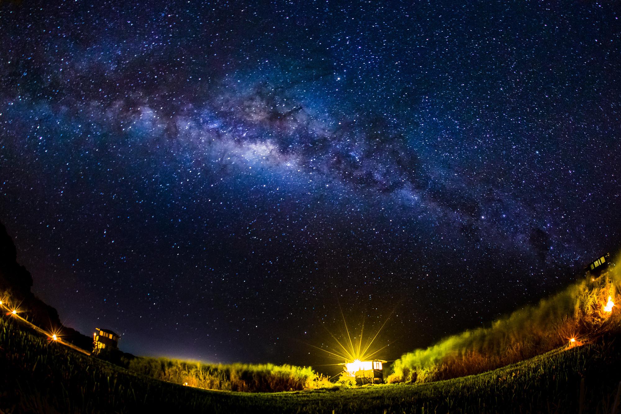 каждый фотокто ночное небо вот однажды