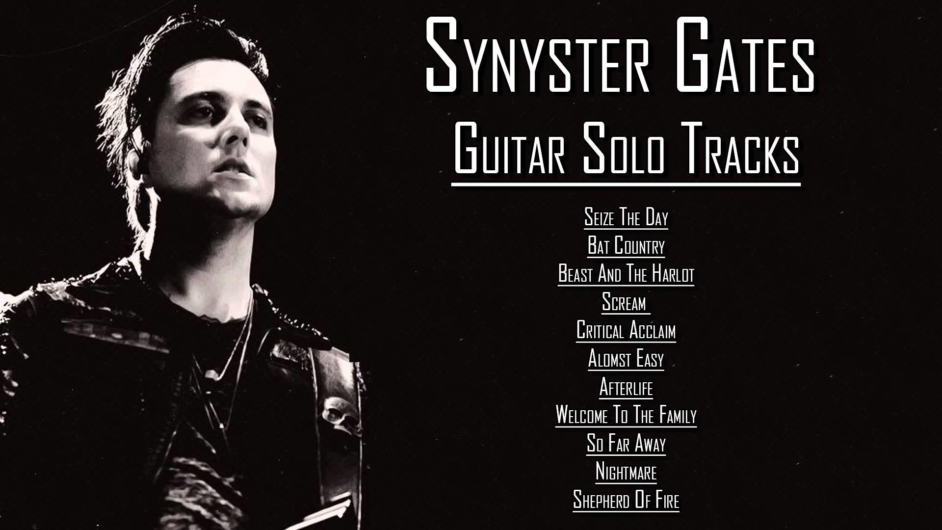 synyster gates 2018 wallpaper