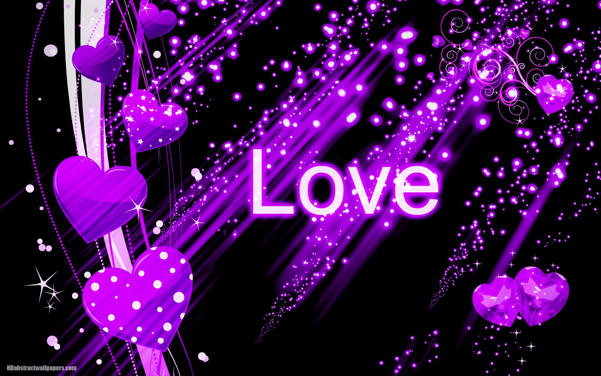Love Purple Wallpaper ·① WallpaperTag