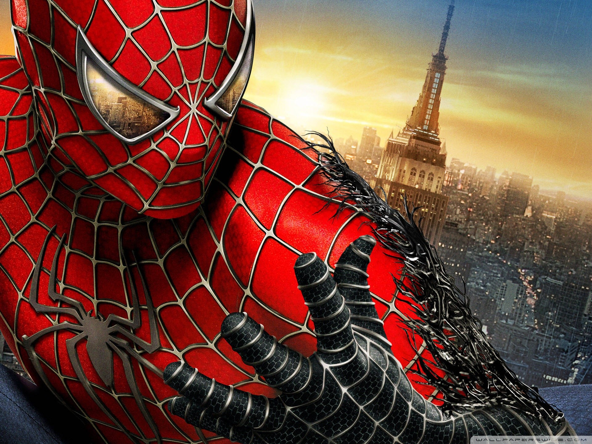 Spiderman Hd Wallpapers 183 '�