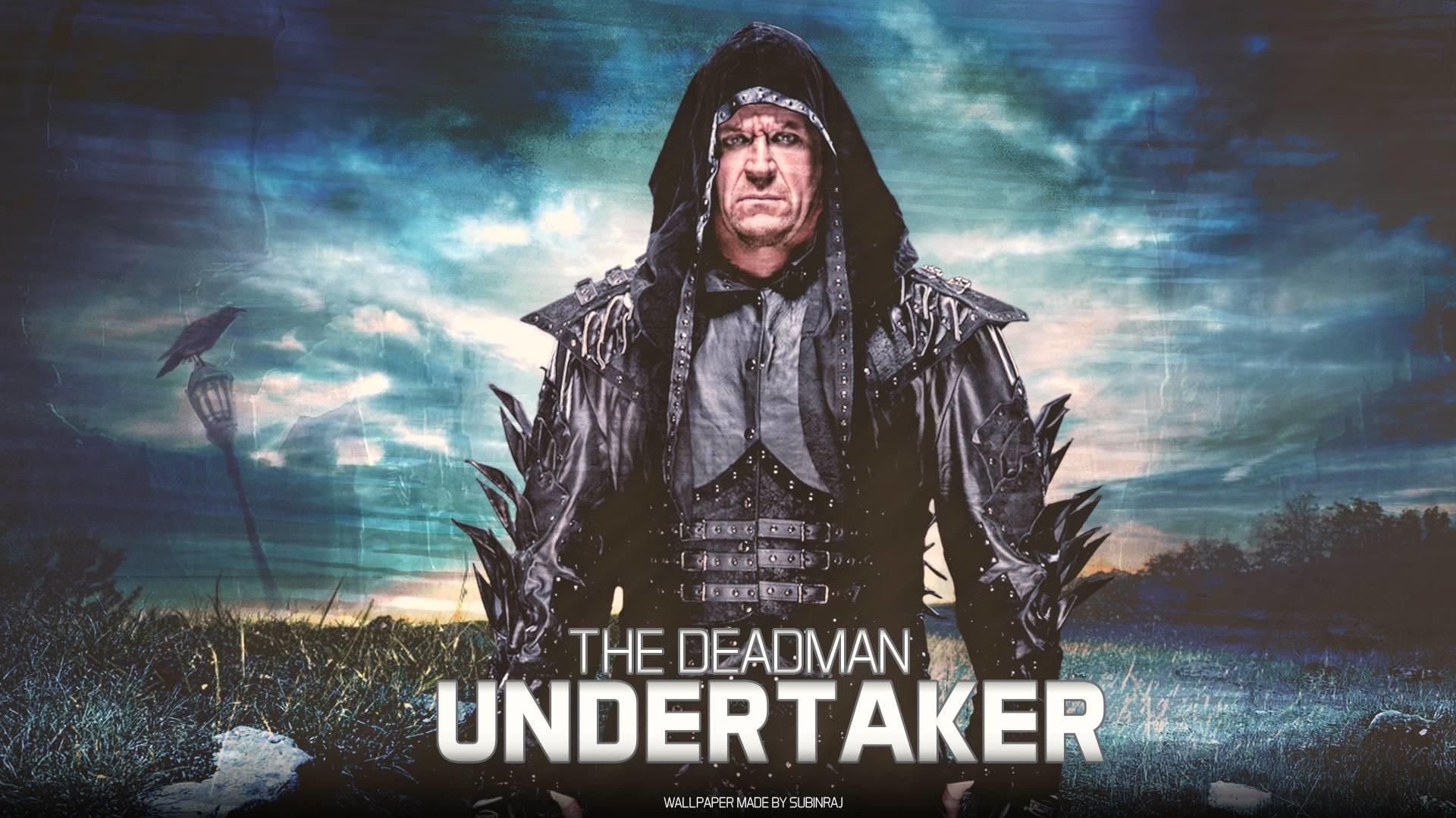 The Undertaker Wallpaper 2018 ①