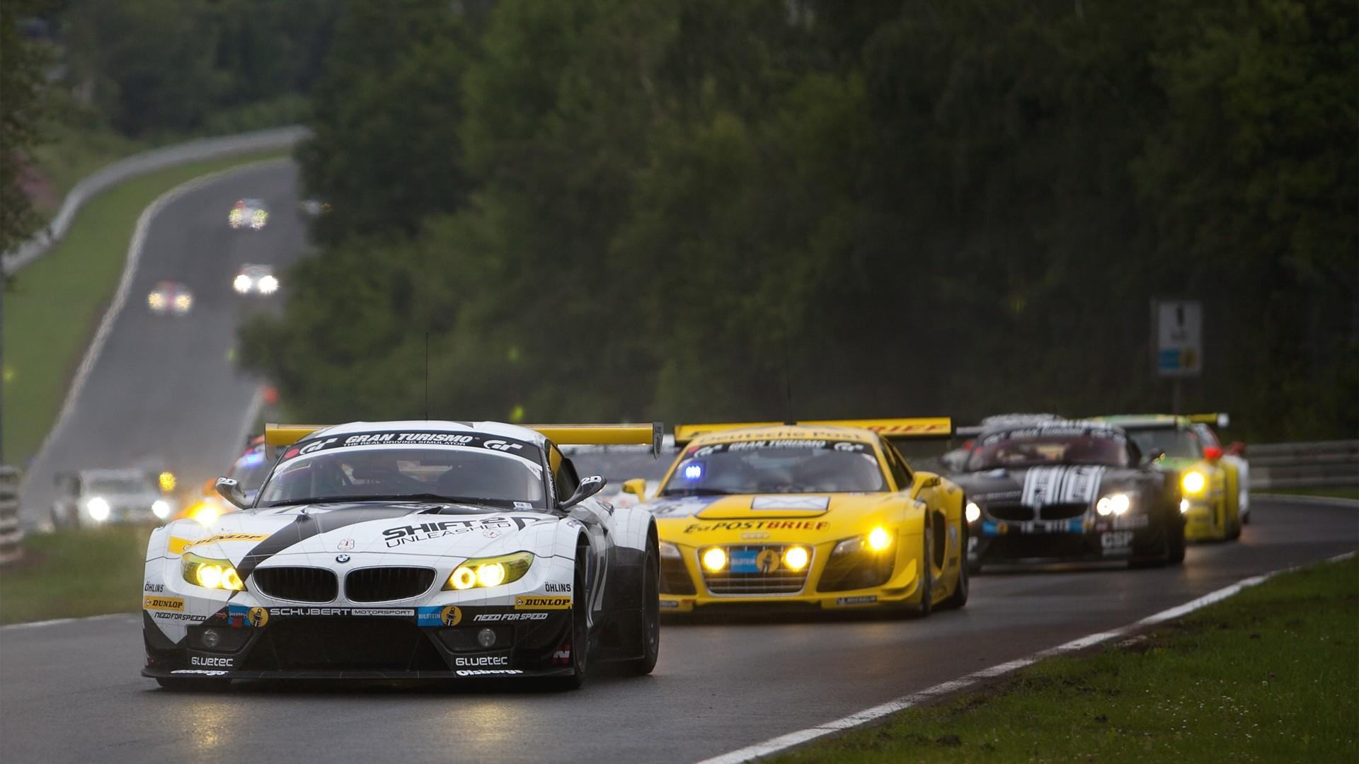Street racing cars wallpapers