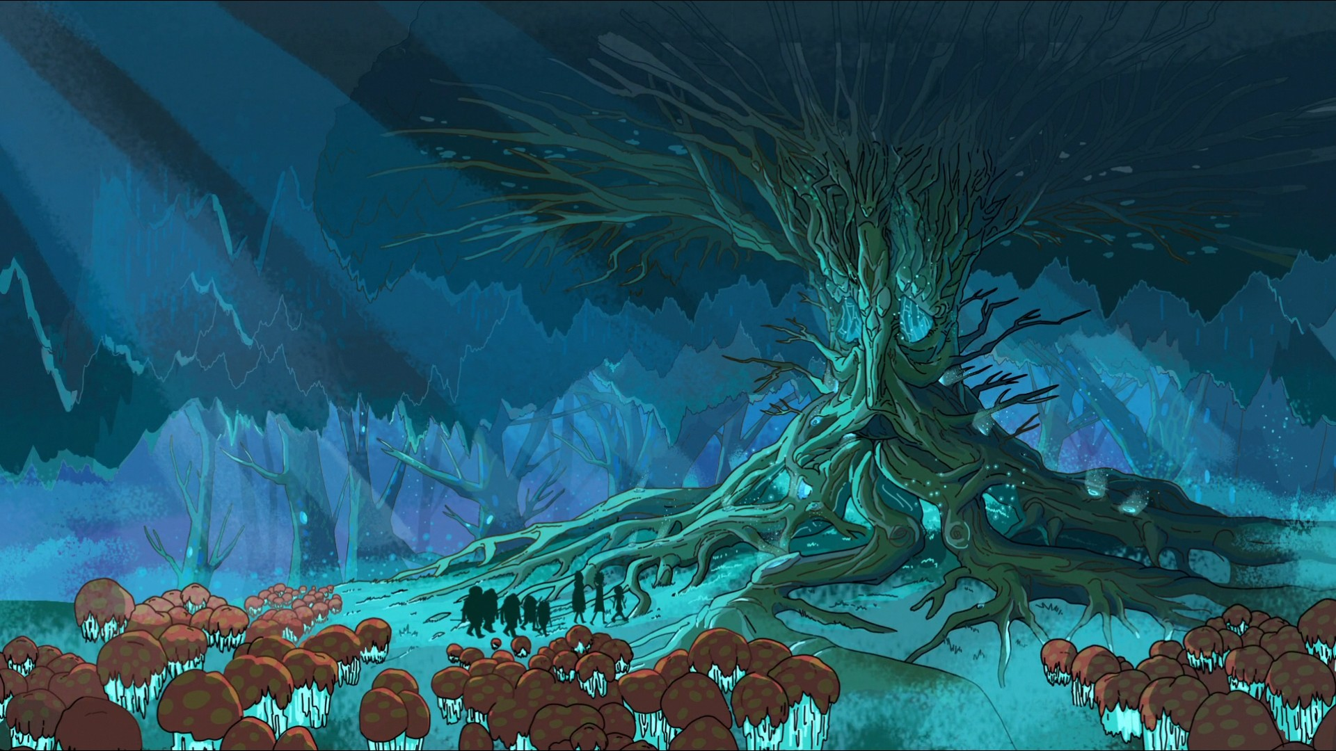 Rick and Morty wallpaper ·① Download free HD wallpapers of ...