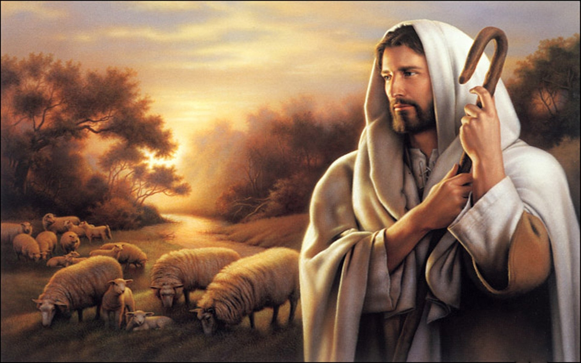 Wallpaper Jesus Christ ①