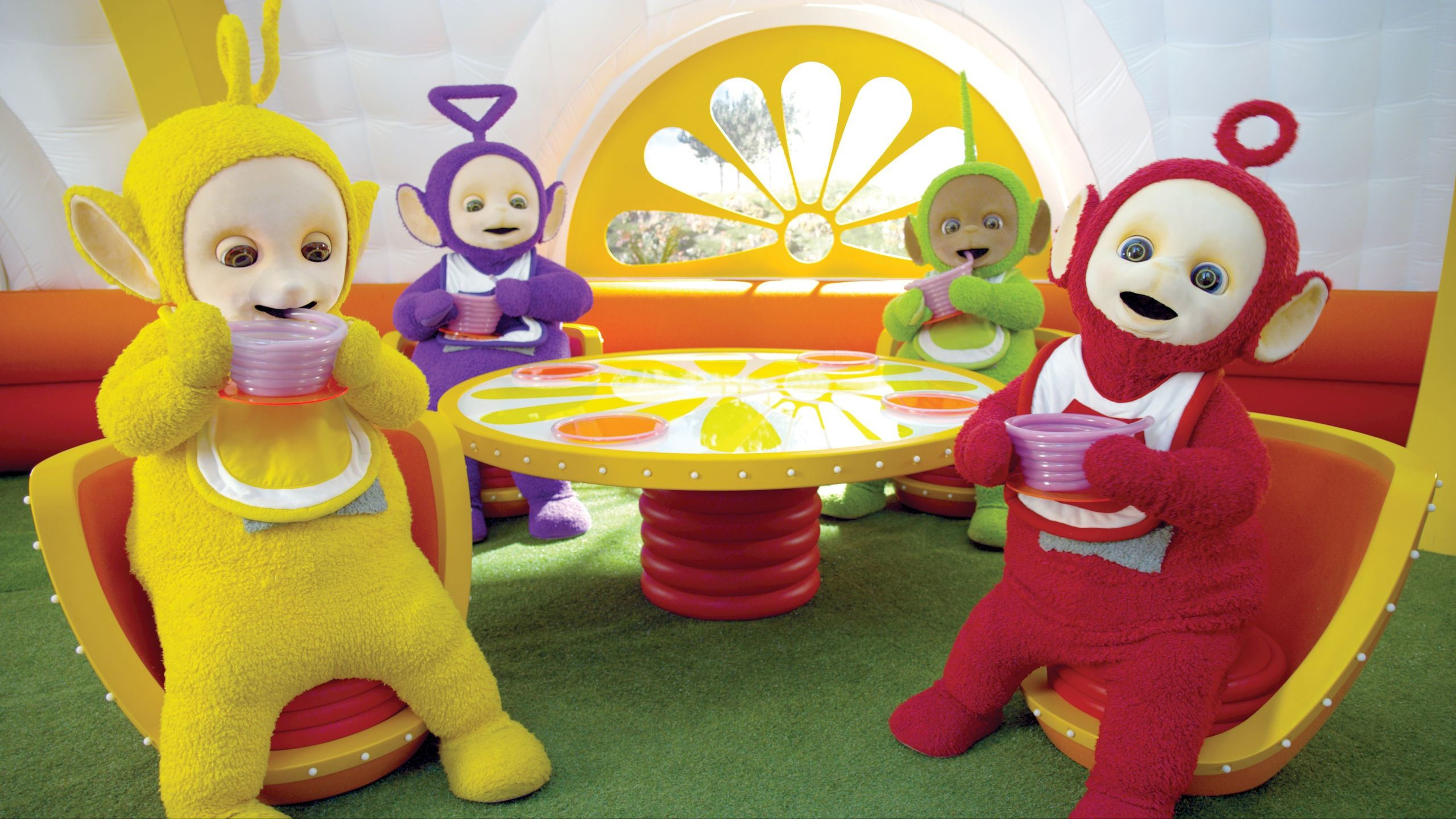 Teletubbies Wallpaper 183 ① Wallpapertag