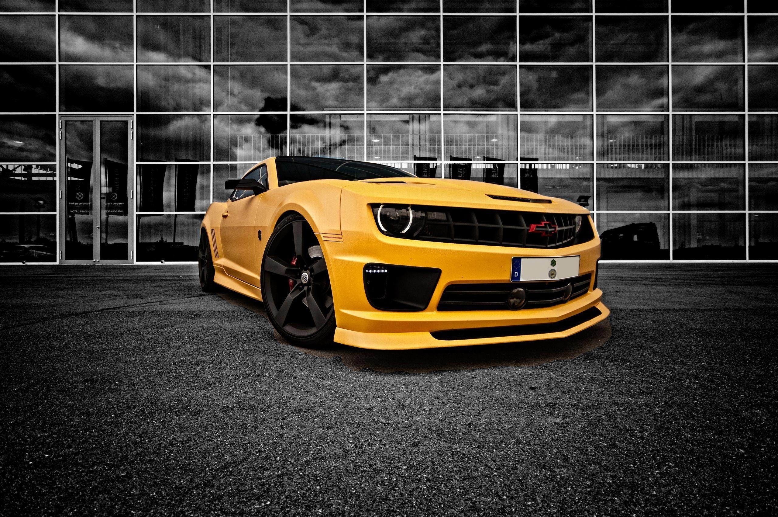 1969 Camaro Ss Wallpaper >> Bumblebee 2018 Wallpaper HD ·①