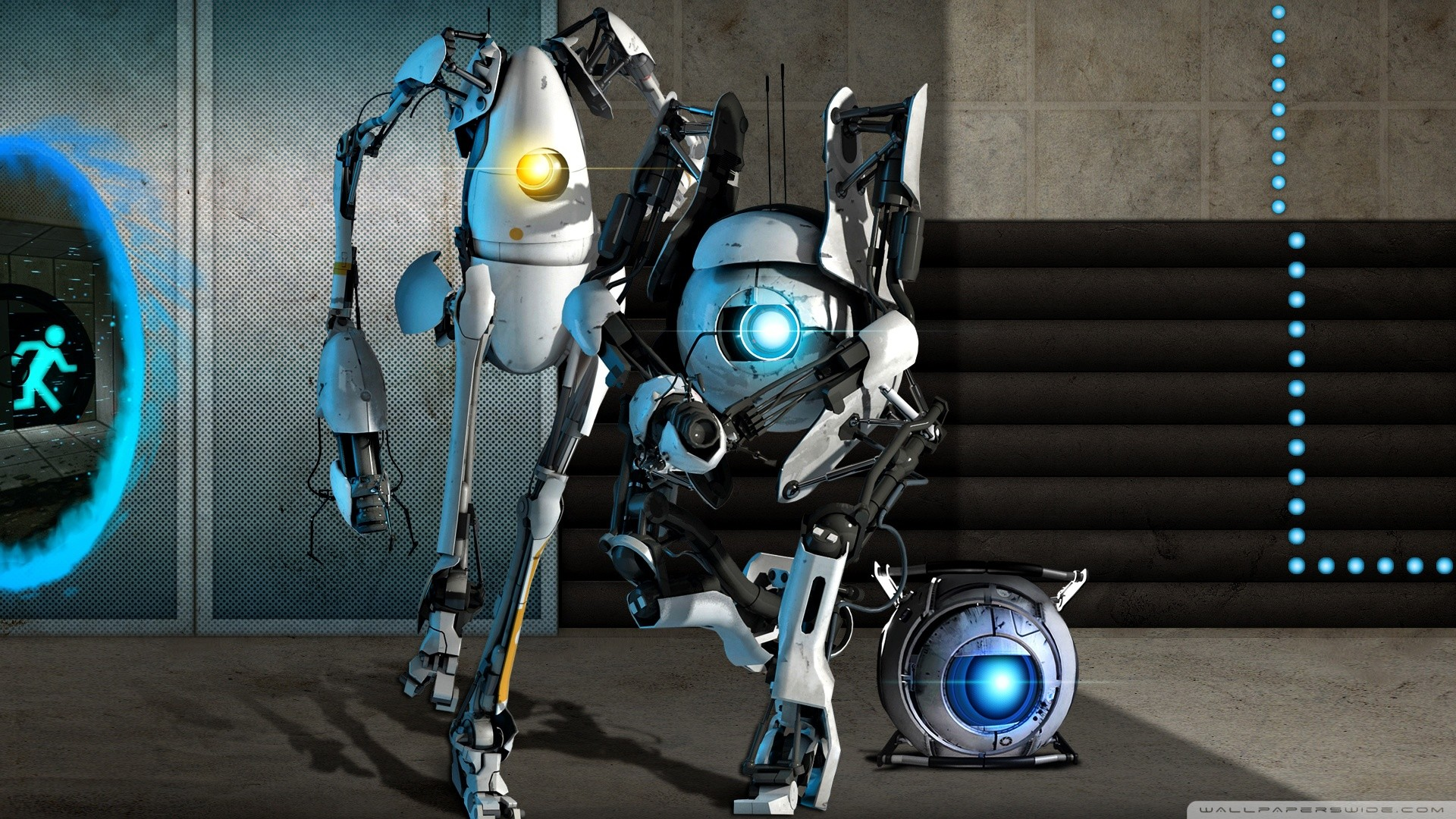 Portal 2 Wallpaper Hd Wallpapertag