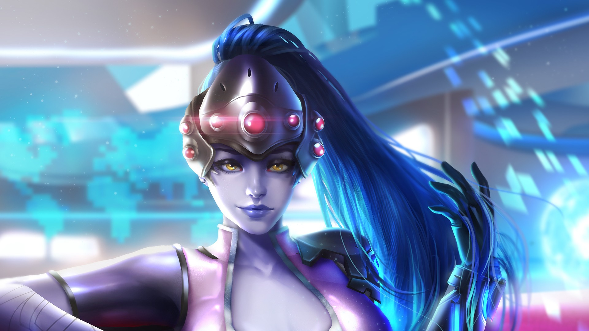 Overwatch Widowmaker Wallpaper ·① Download Free Beautiful