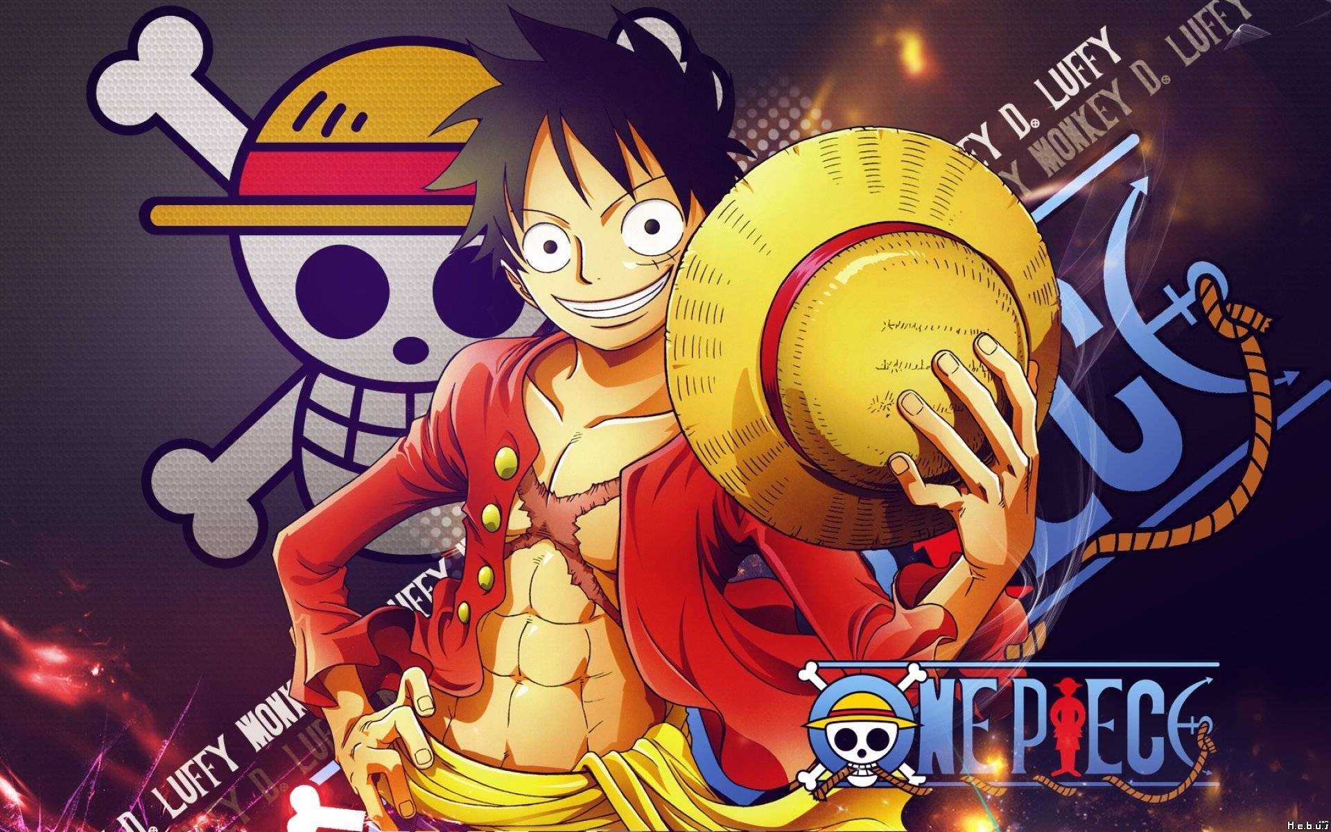 One Piece Wallpaper Luffy Wallpapertag