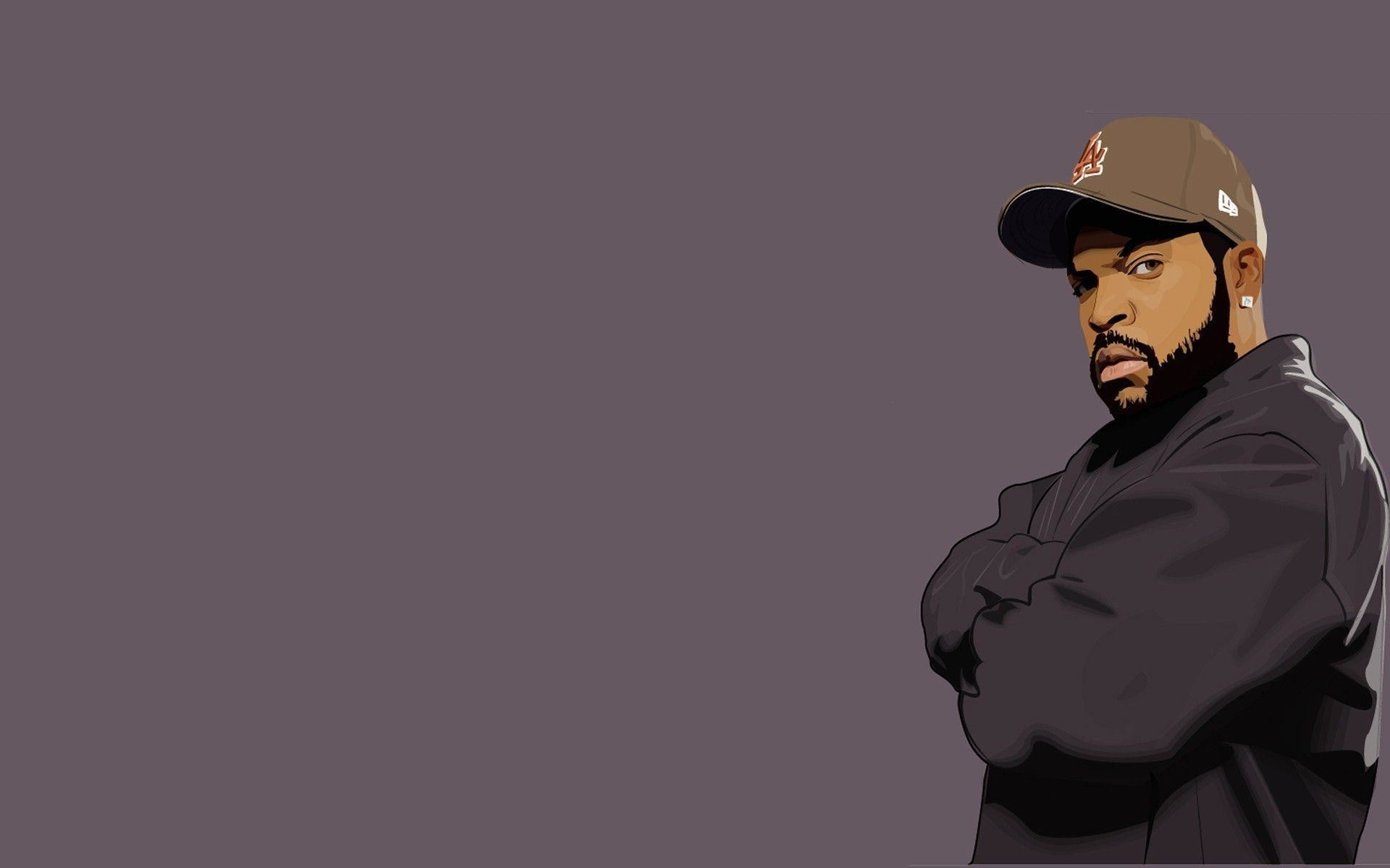 Ice Cube Wallpaper 1