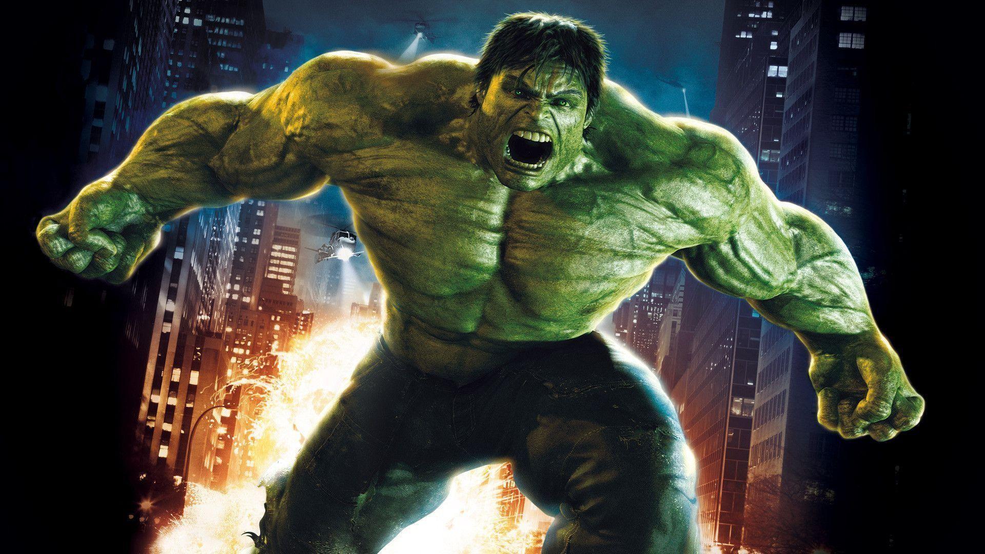 The Incredible Hulk Wallpapers Wallpapertag