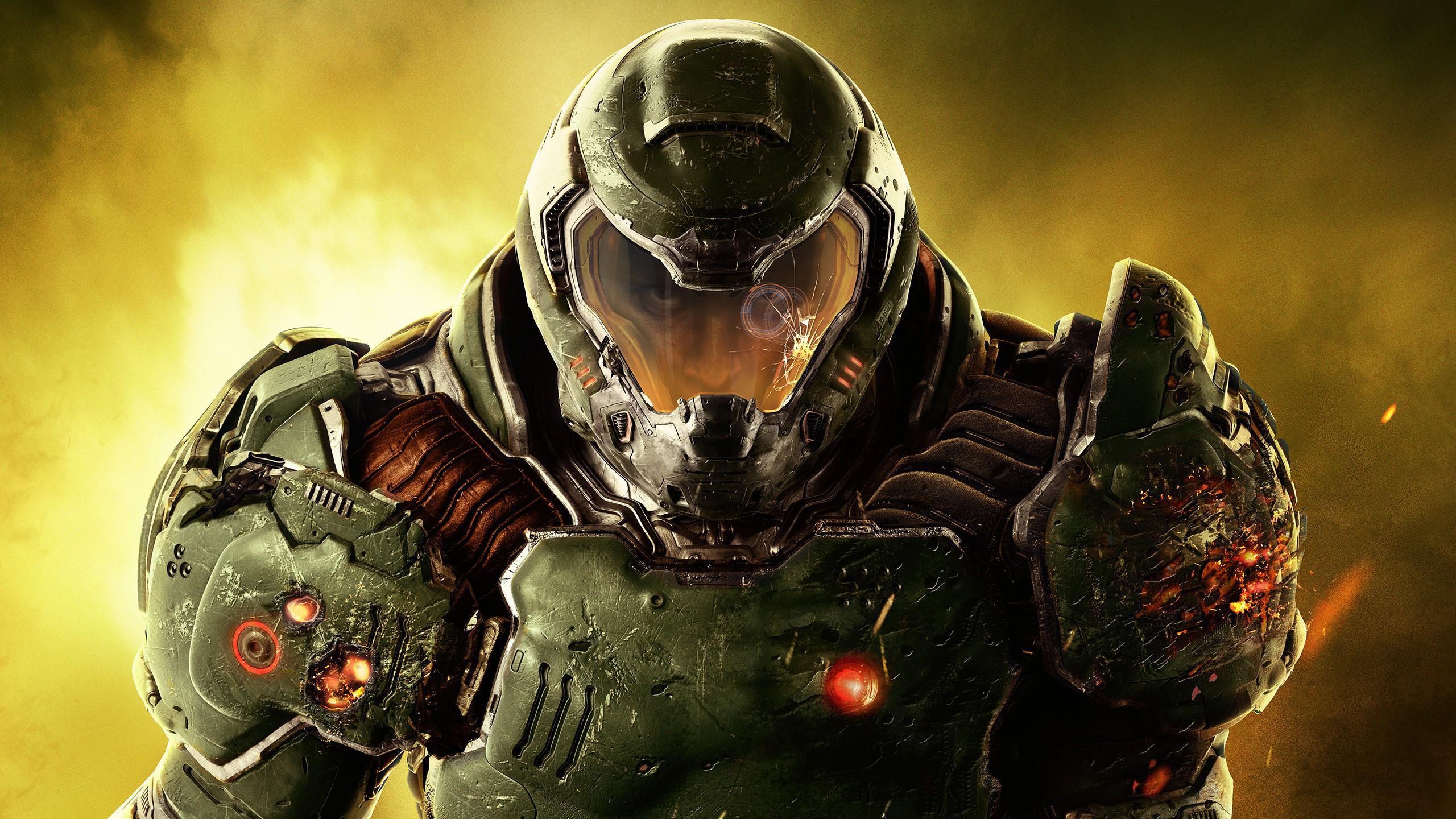 Doom 2016 wallpaper ·① Download free cool full HD ...