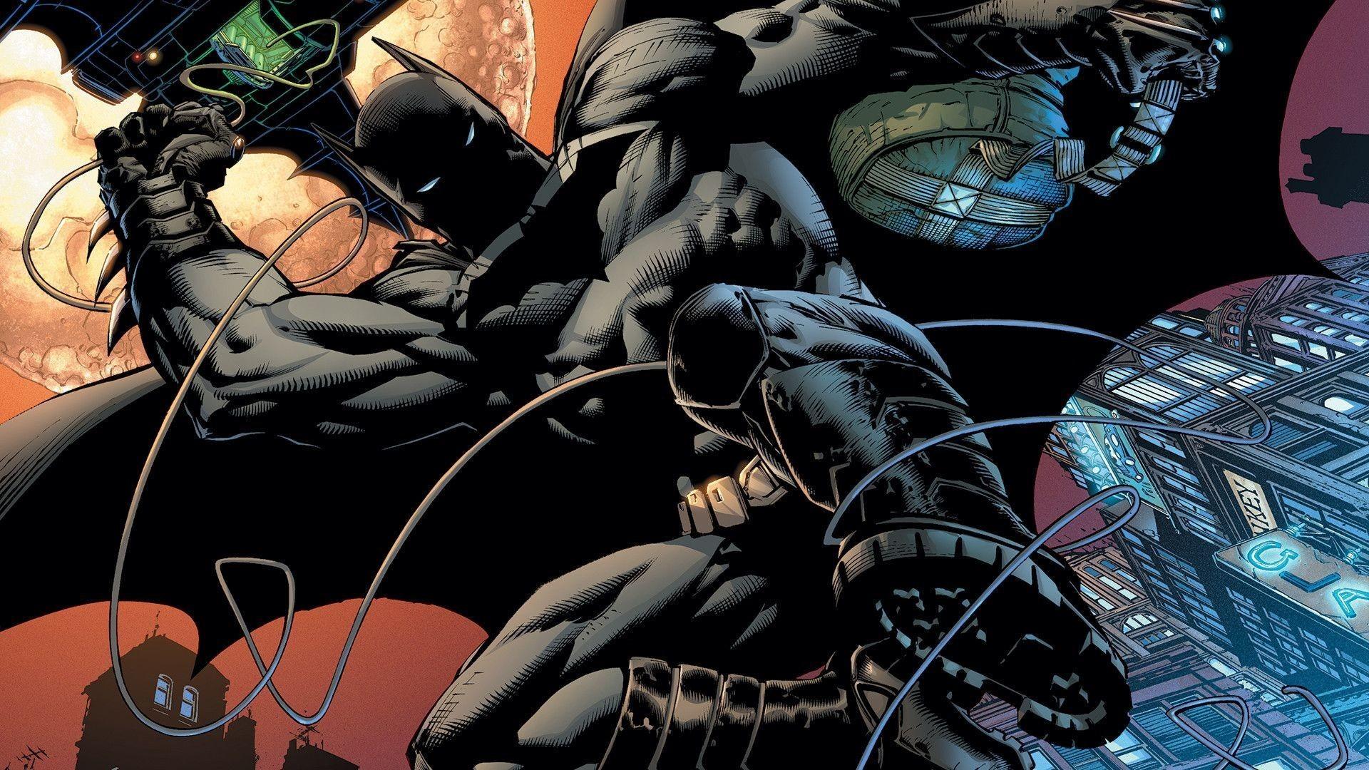 jim lee batman wallpaper 183��
