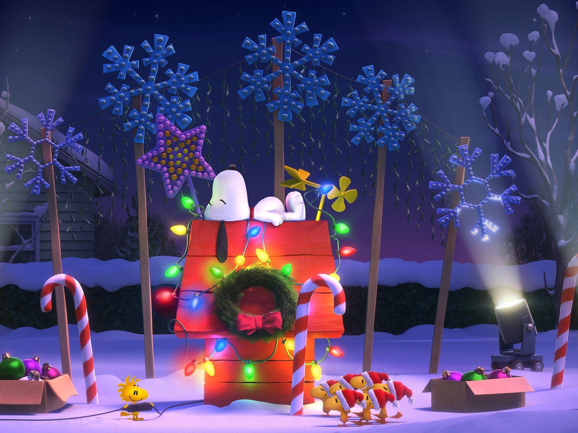 Christmas Ipad Wallpapers: Snoopy Christmas Backgrounds ·① WallpaperTag