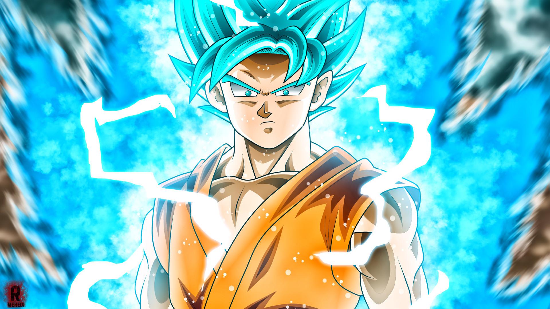 Goku Super Saiyan 3 Wallpapers 1