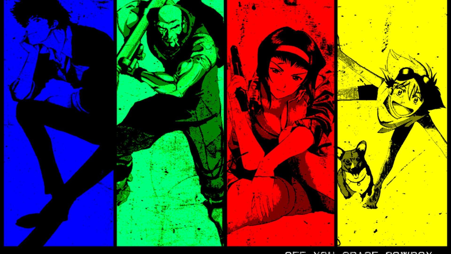 Cowboy Bebop Wallpapers Wallpapertag