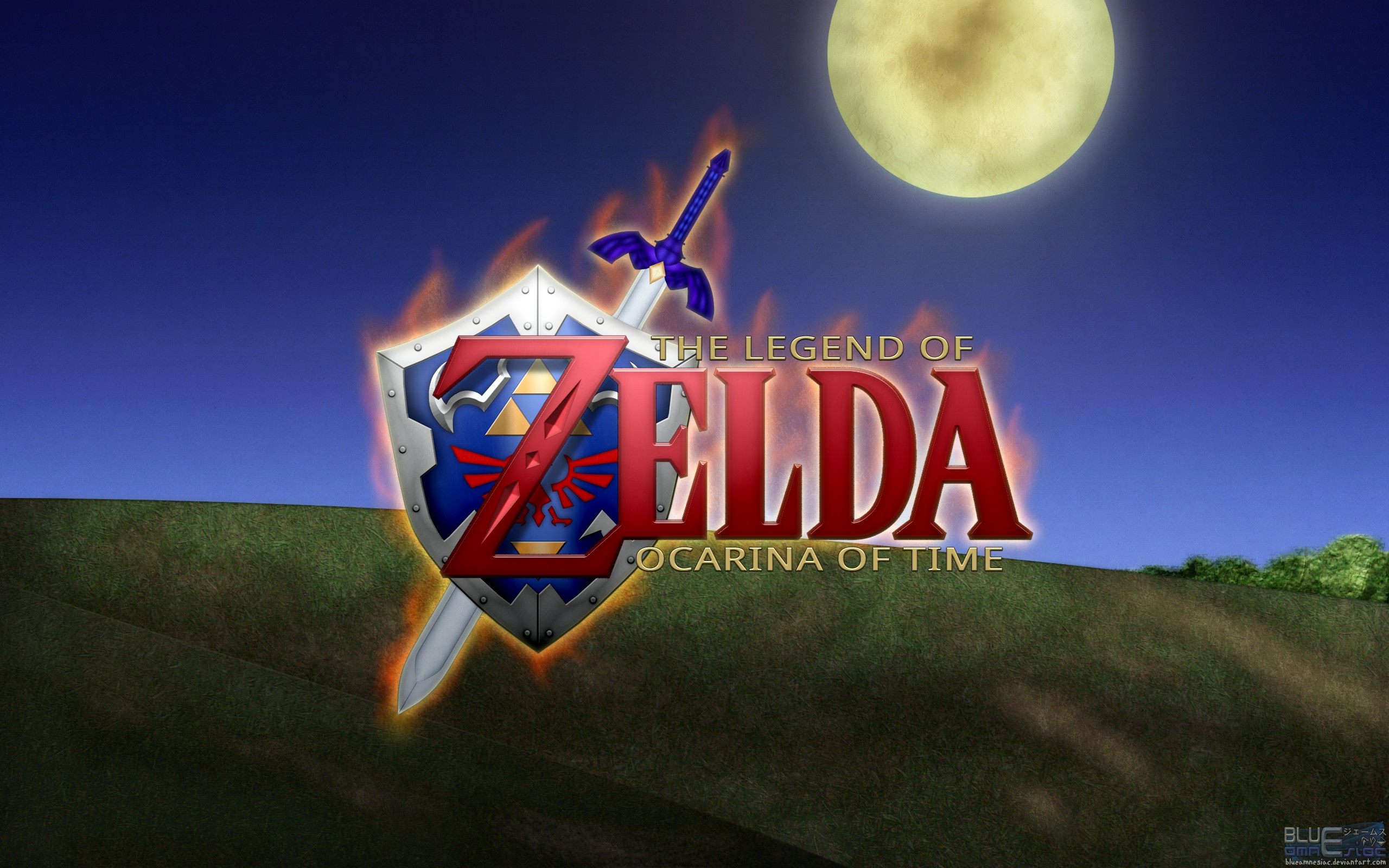 Ocarina Of Time Wallpaper Download Free Full Hd Backgrounds