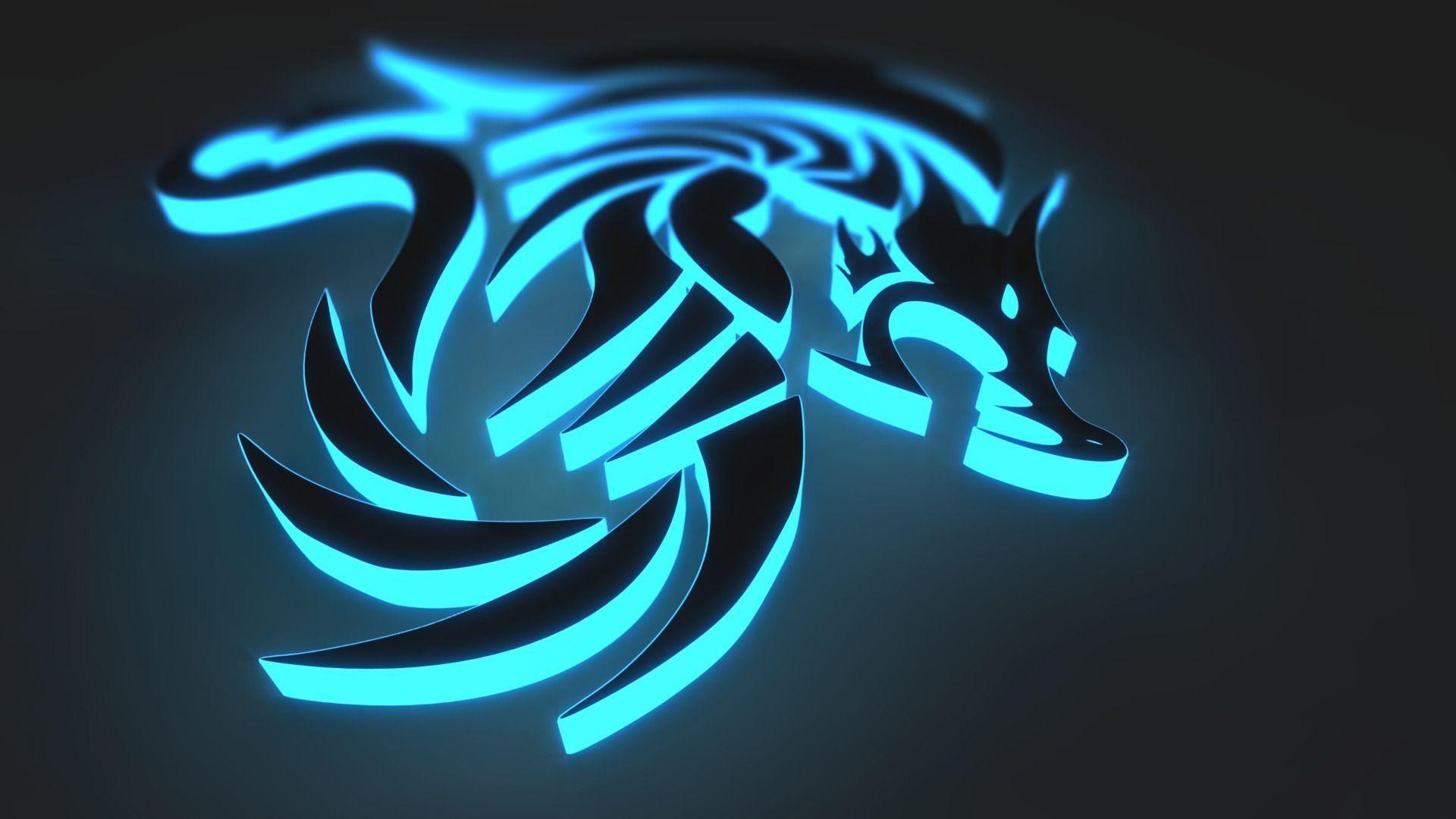 3d Dragon Wallpaper ①