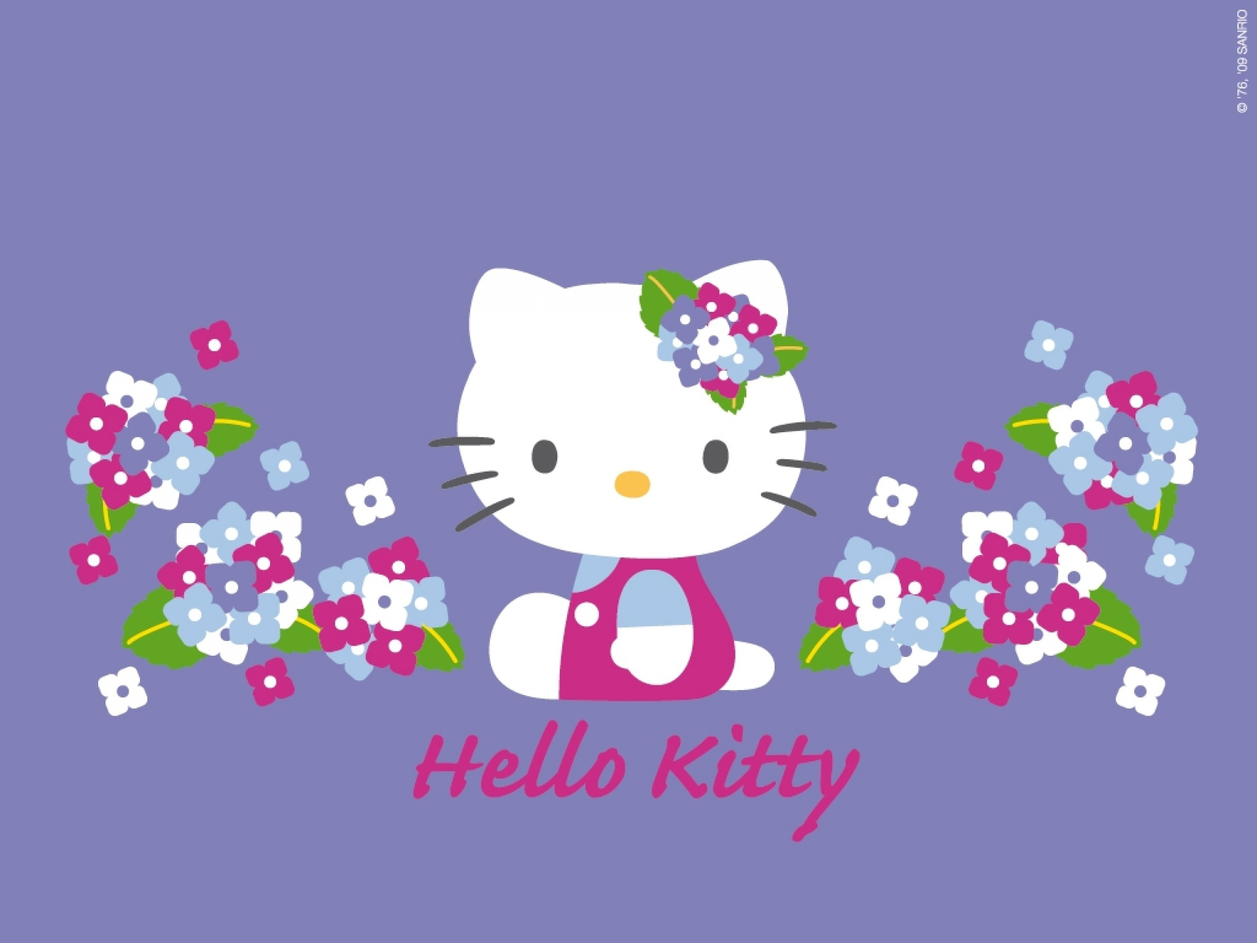 Kepala Hello Kitty Wallpaper Christmas