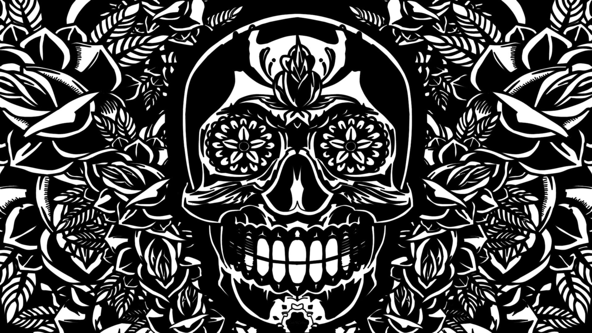 картинка татуировок черно белые на рабочий стол факт токае