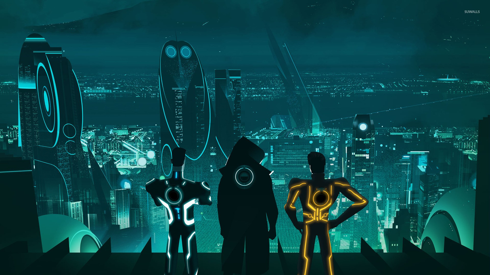 tron wallpaper ·① download free awesome full hd wallpapers for