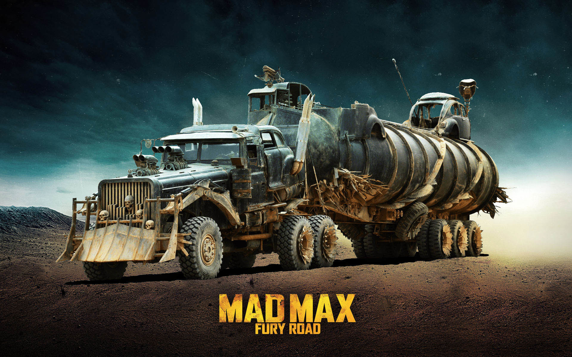 Mad Max Flame Thrower