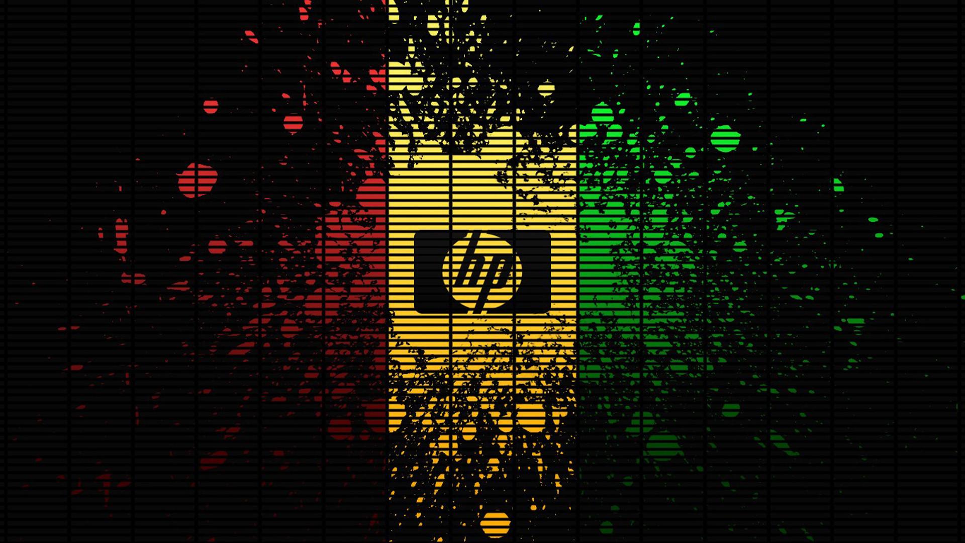 HP Desktop Background 1