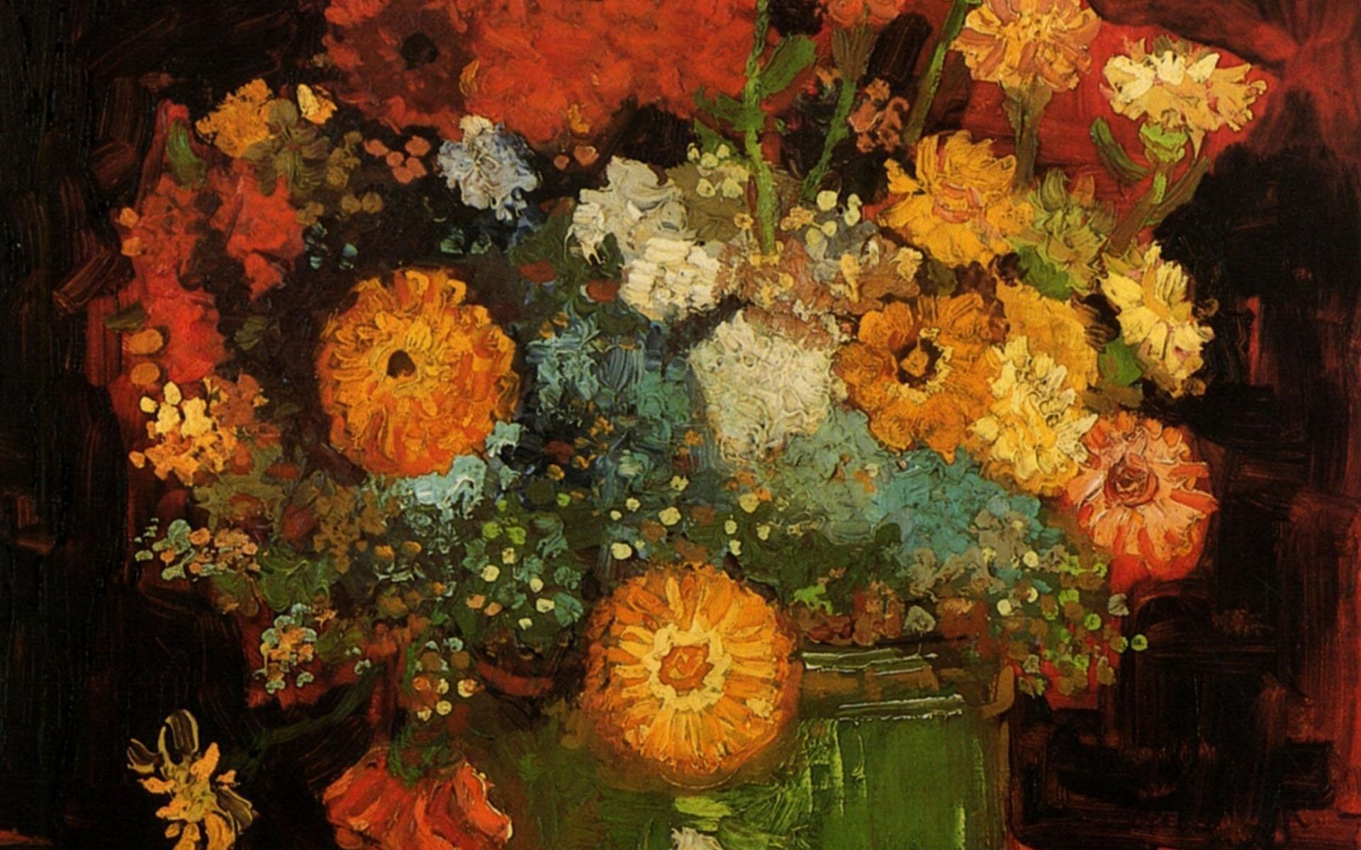 Van Gogh Desktop Wallpaper Wallpapertag