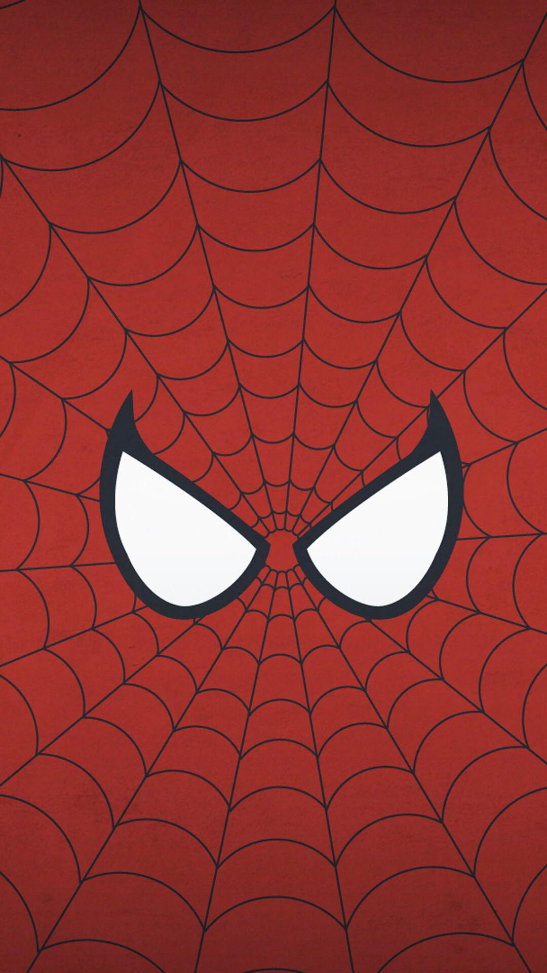 Spiderman Logo Wallpaper ·①