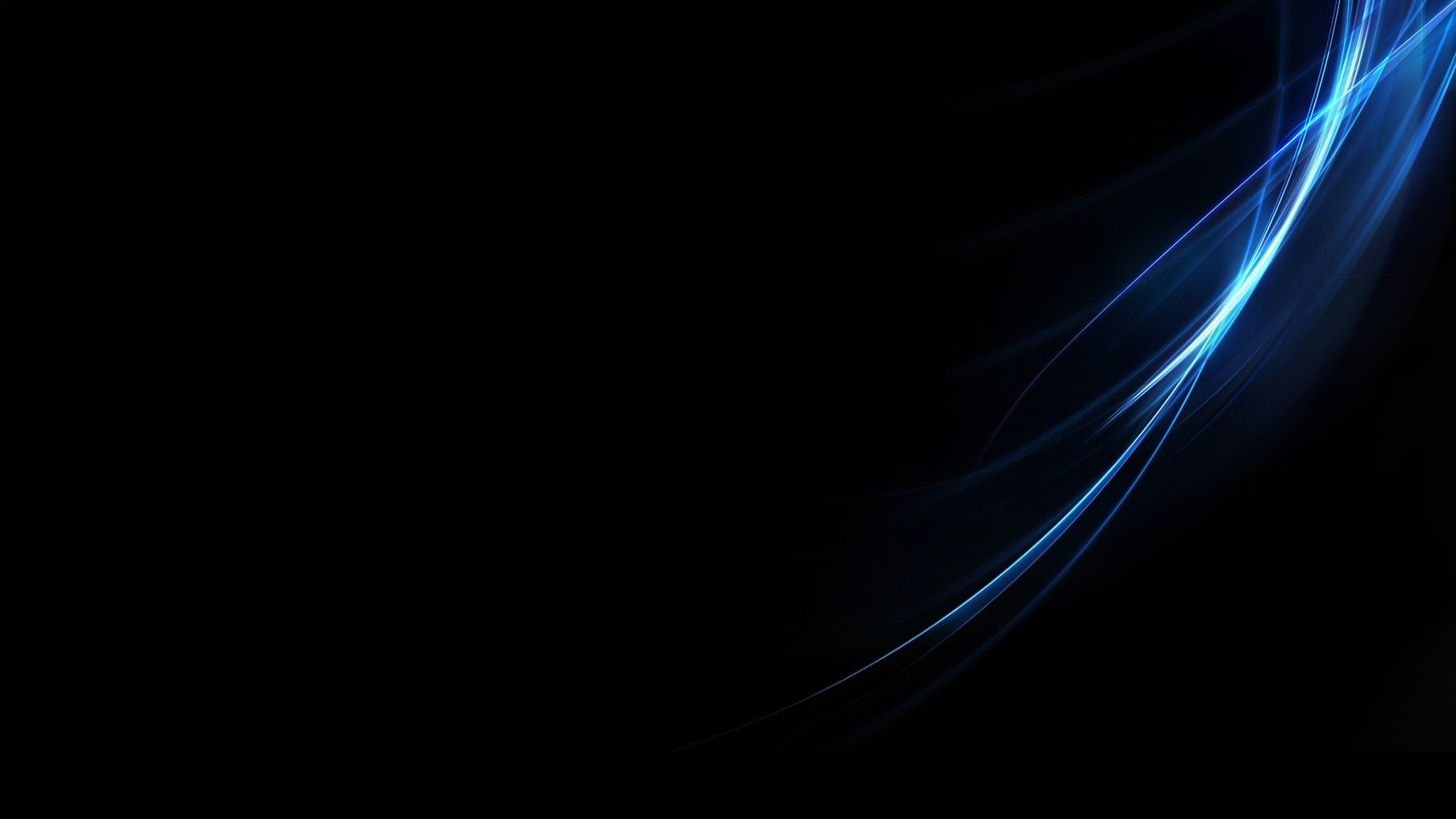 Black And Blue Wallpapers 1