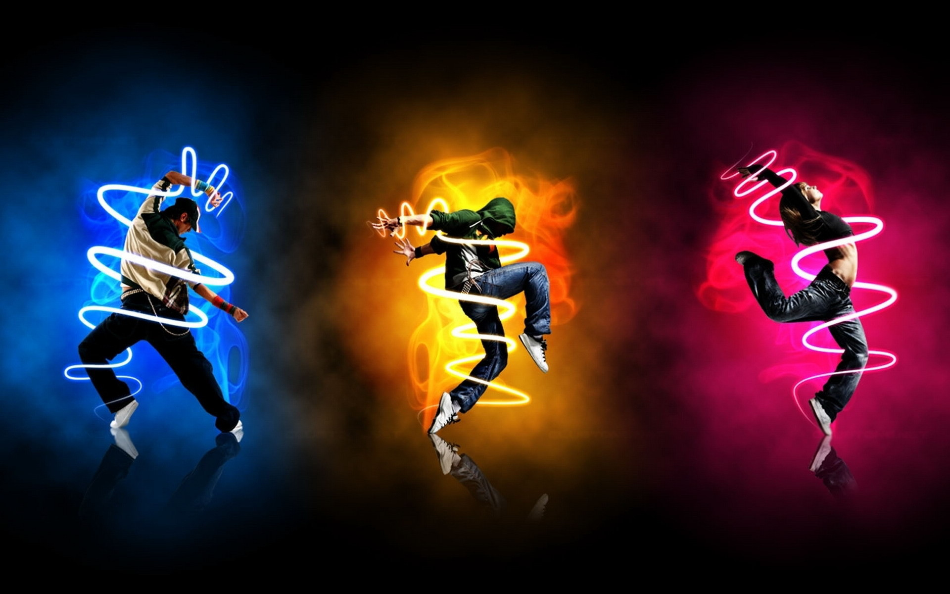 Hip Hop Dance Wallpaper ①