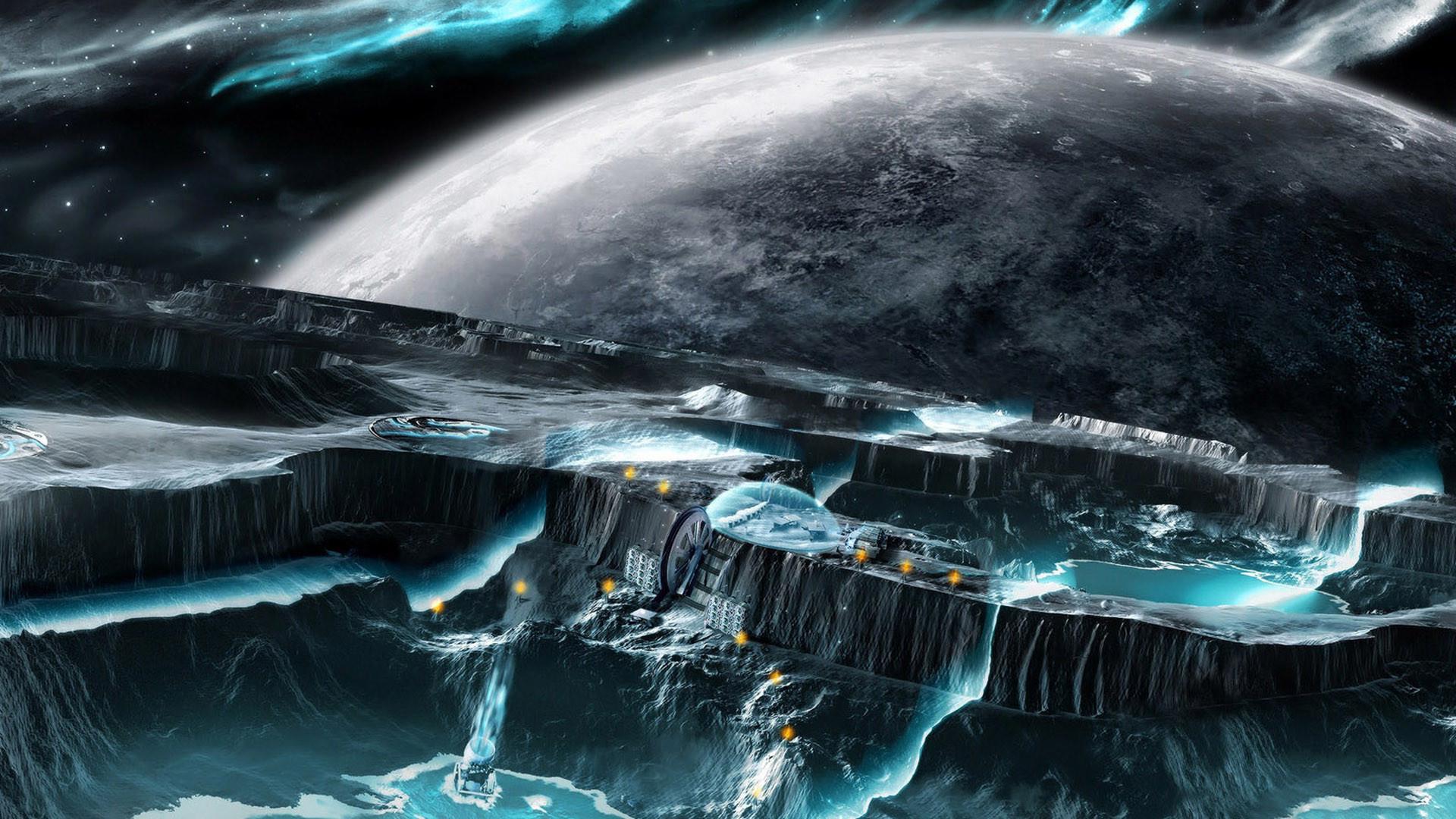 Space fantasy wallpaper download voltagebd Choice Image