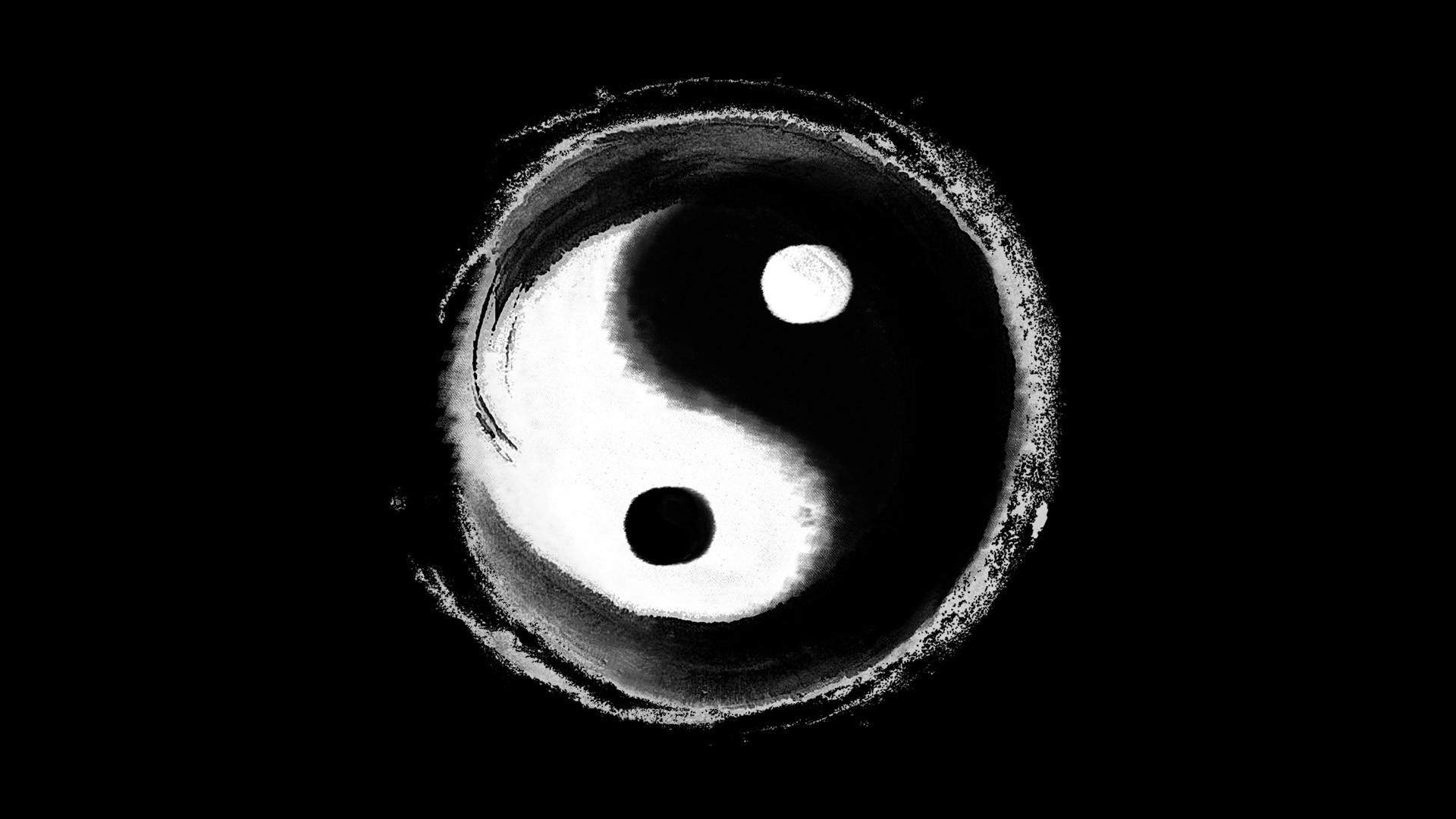 Ying Yang Wallpapers 1