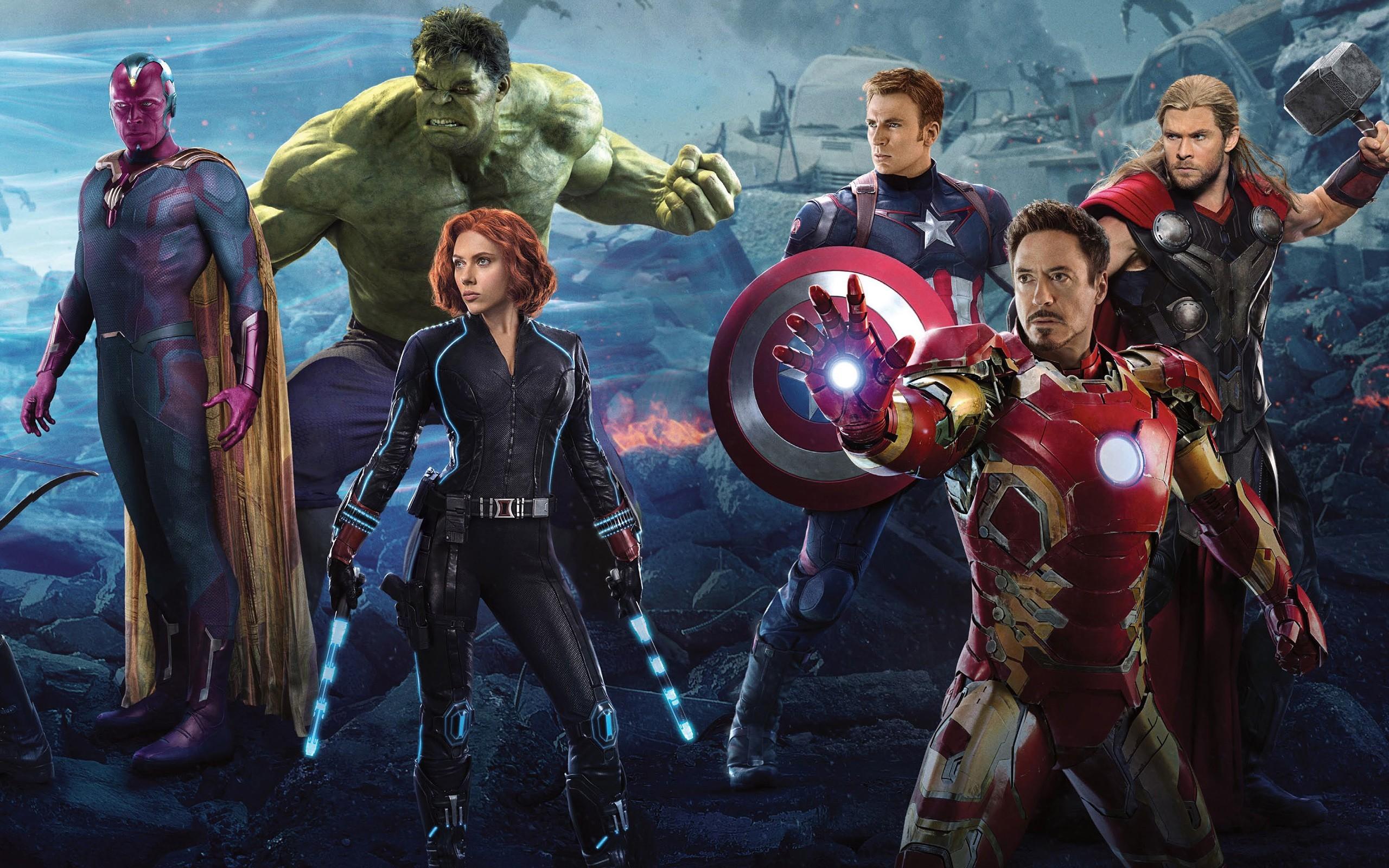 Картинка со мстителями
