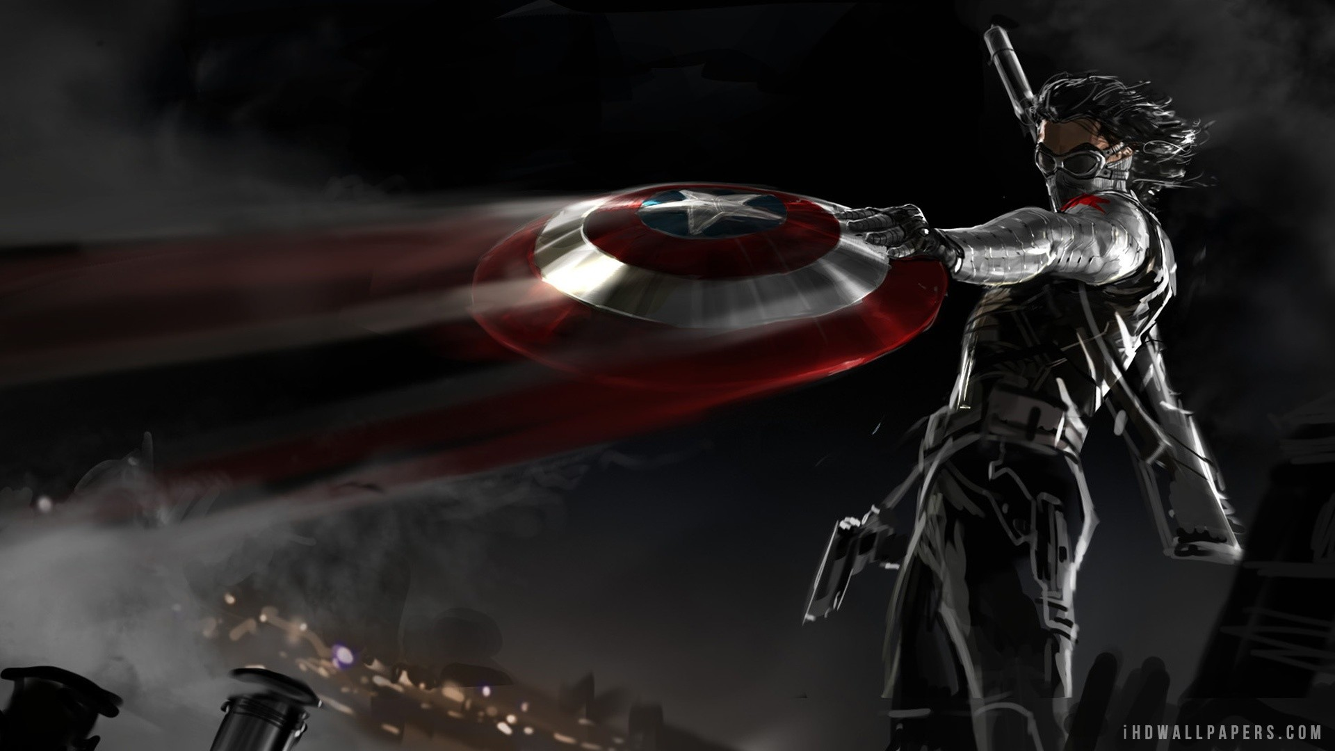 Winter Soldier Wallpapers Wallpapertag