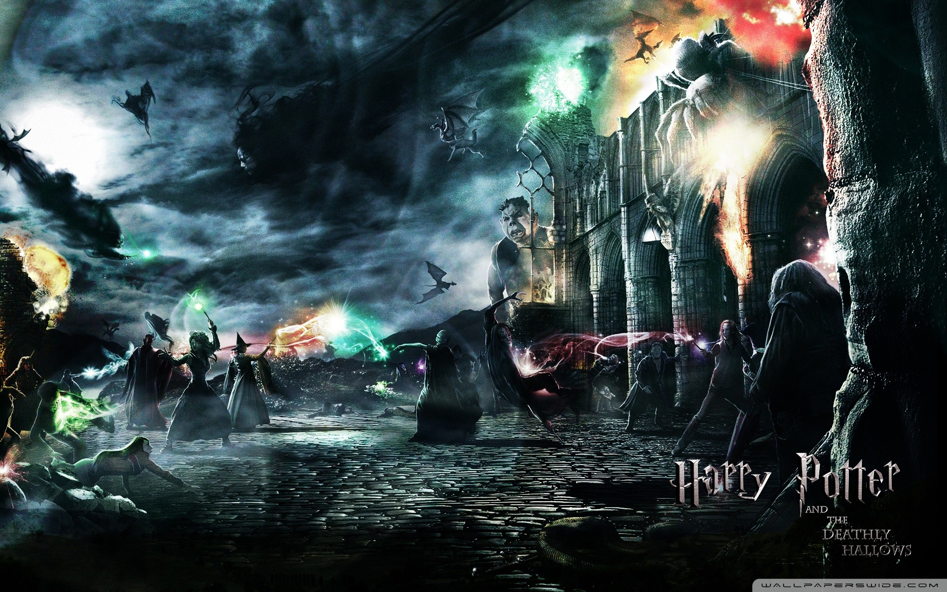 47 Harry Potter Wallpapers Download Free Stunning Wallpapers For Desktop Computers And Smartphones In Any Resolution Desktop Android Iphone Ipad 1920x1080 480x800 720x1280 1920x1200 Etc Wallpapertag