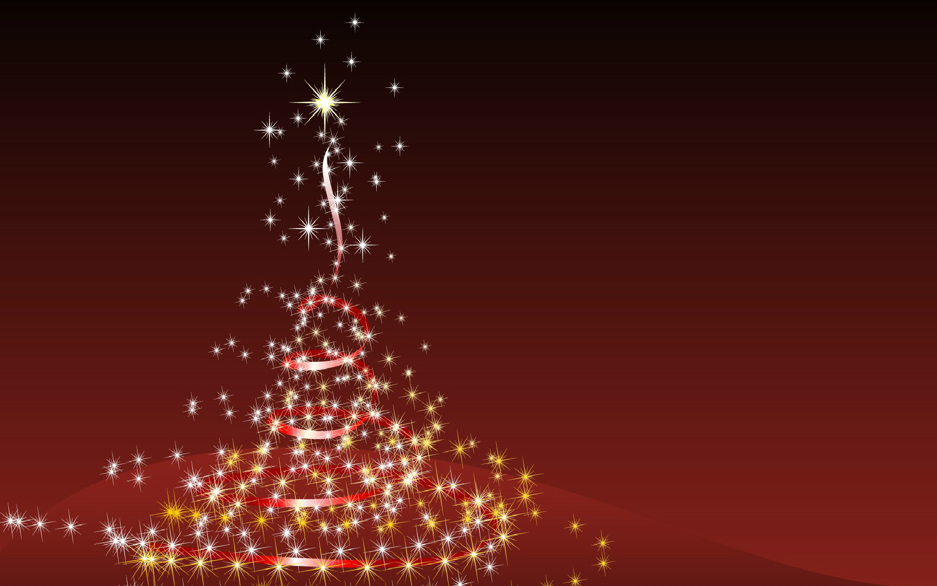 3D Christmas Backgrounds 1