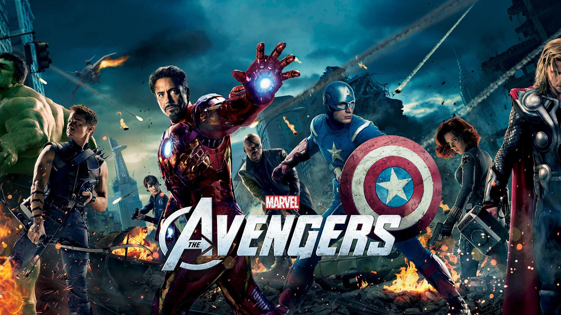 Avengers Wallpaper HD 1