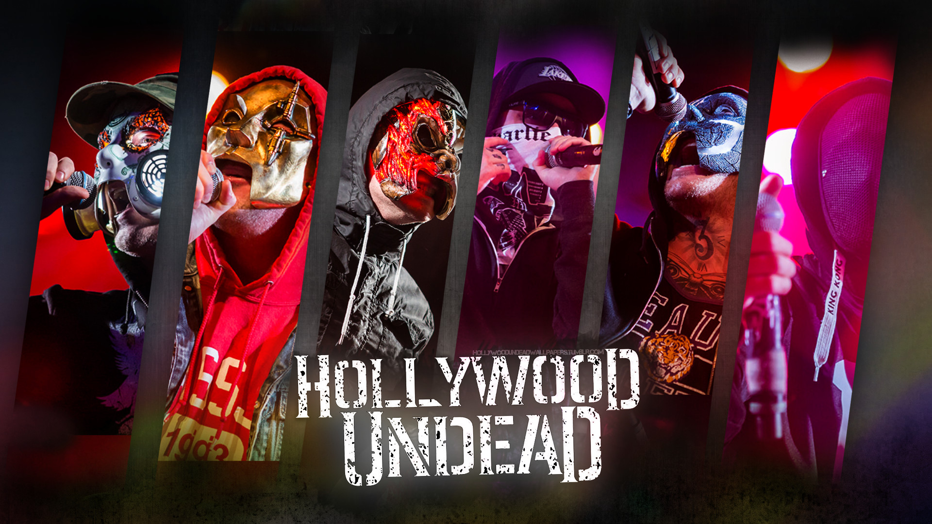 hollywood undead wallpaper ·①