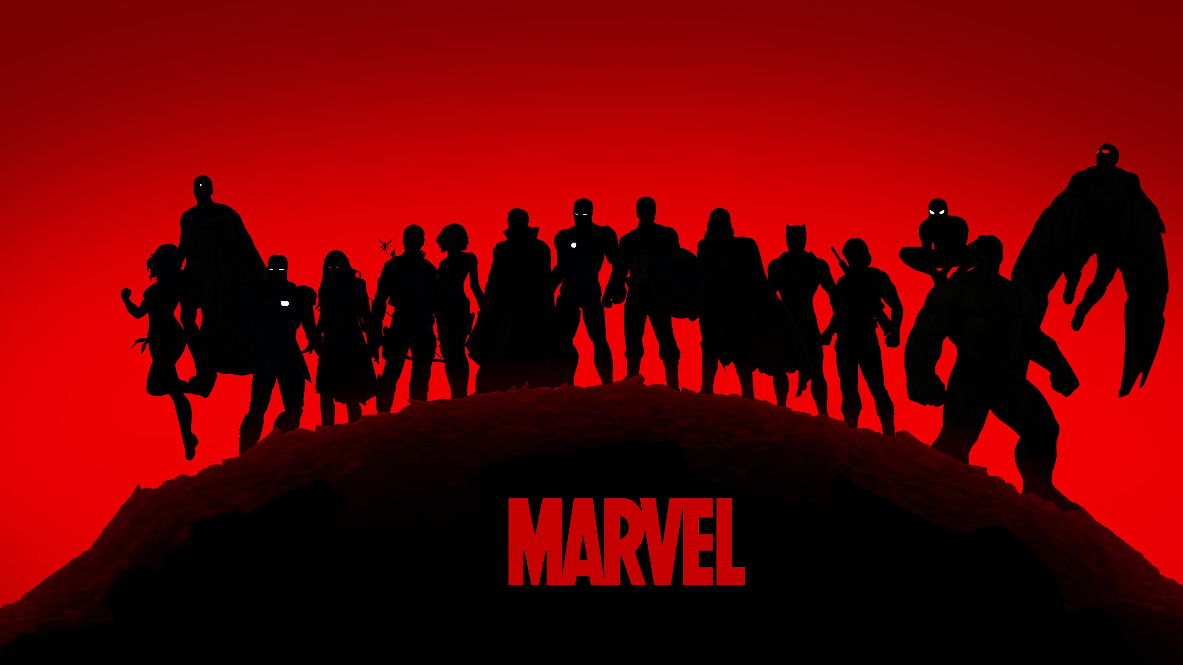 Marvel ...