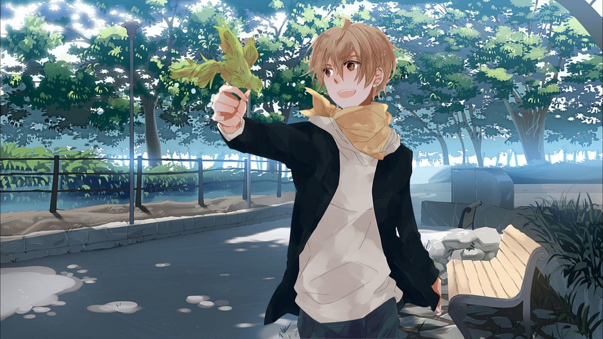 Anime Boys Wallpaper ·① WallpaperTag