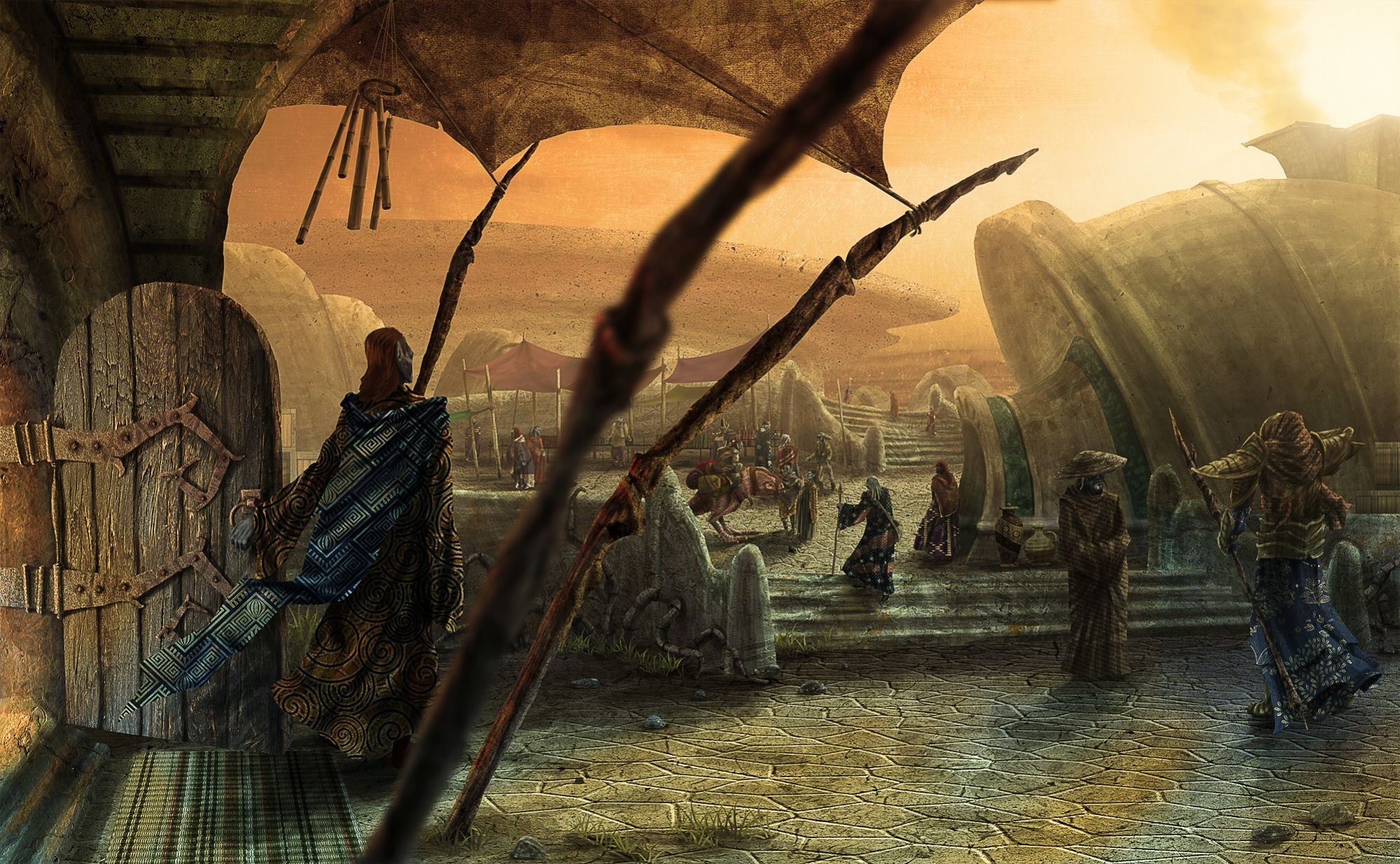 Morrowind Wallpaper 1 Download Free Awesome Full HD Wallpapers For