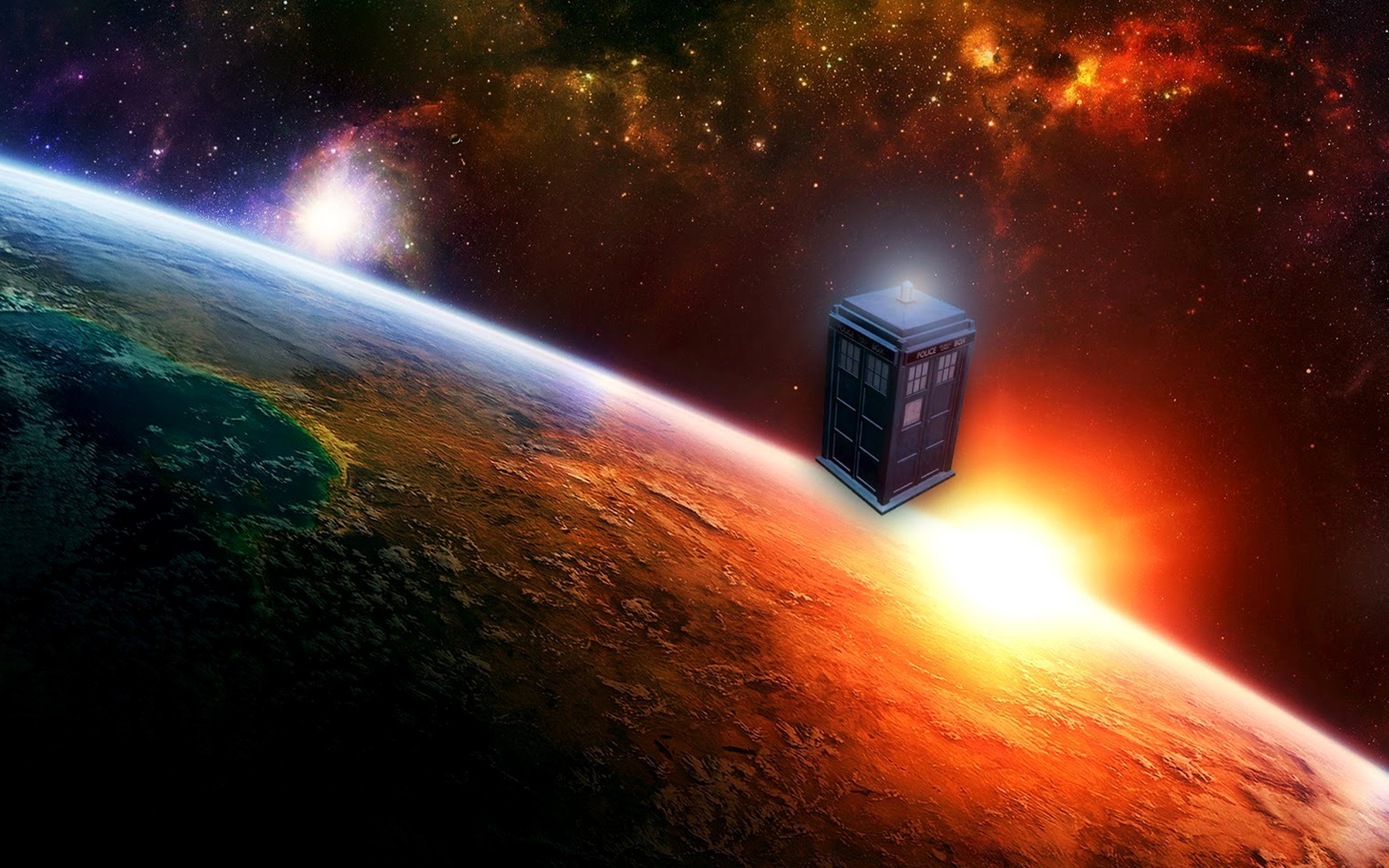 Doctor Who Wallpaper Tardis All Doctors ·①