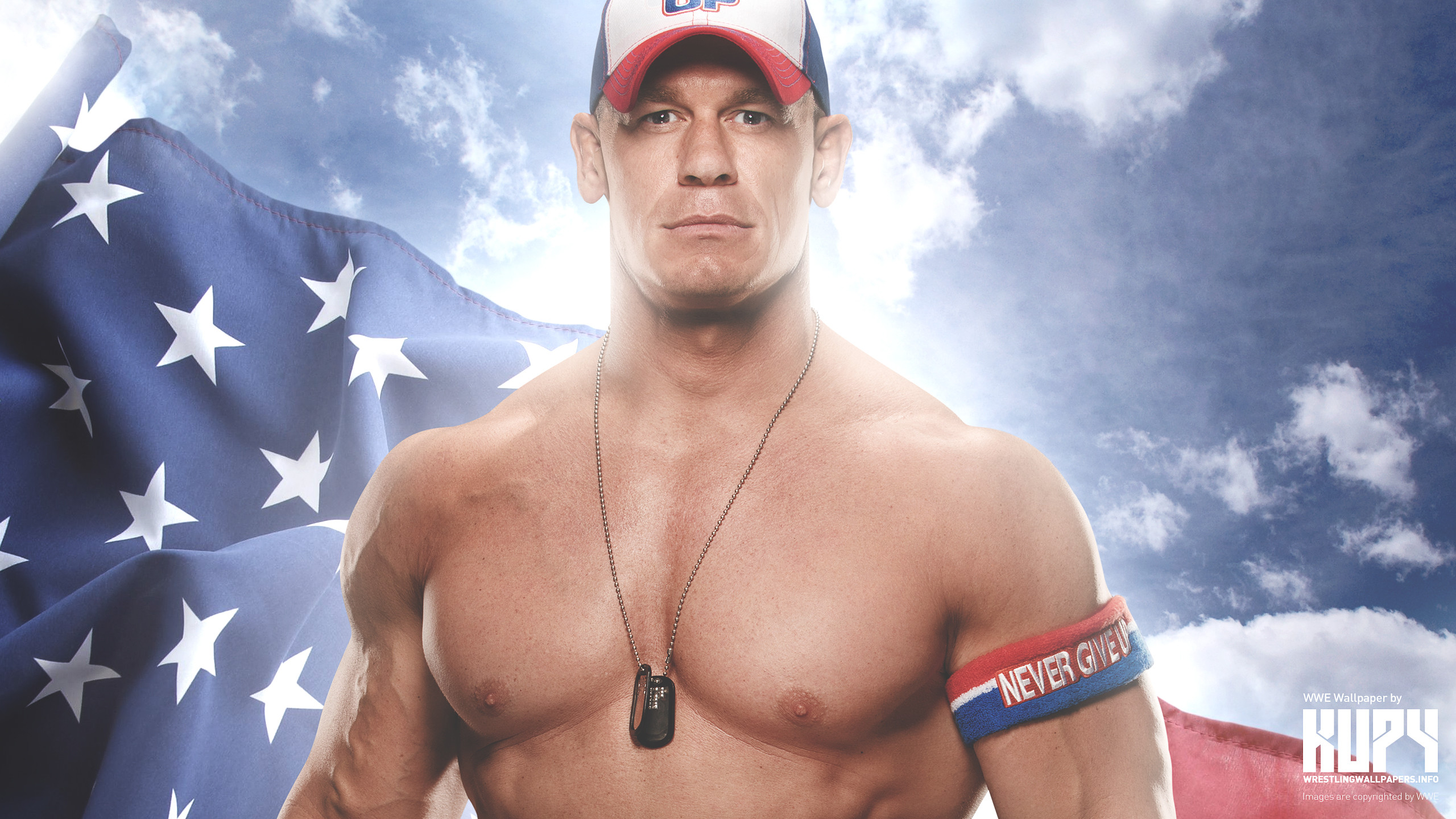 WWE John Cena Wallpaper 2017 HD ·①