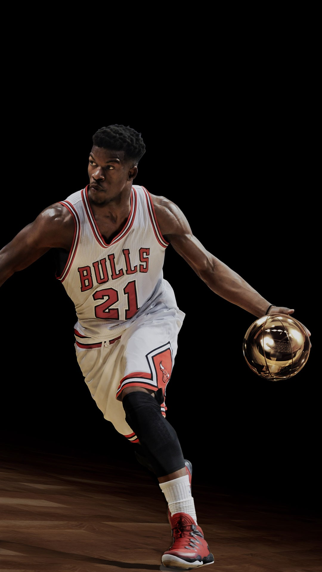 Chicago Bulls iPhone Backgrounds | PixelsTalk.Net |Jimmy Butler Dunk Wallpaper