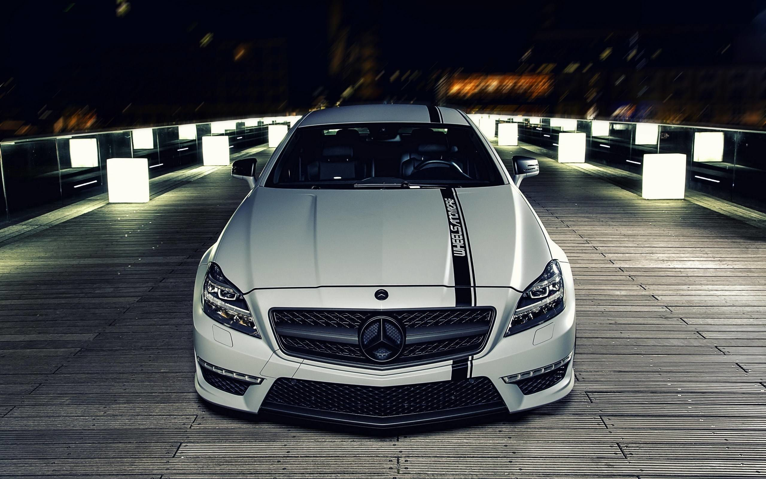 2560x1600 Mercedes Benz CLS63 AMG Photo HD Wallpaper   FreeHDWalls