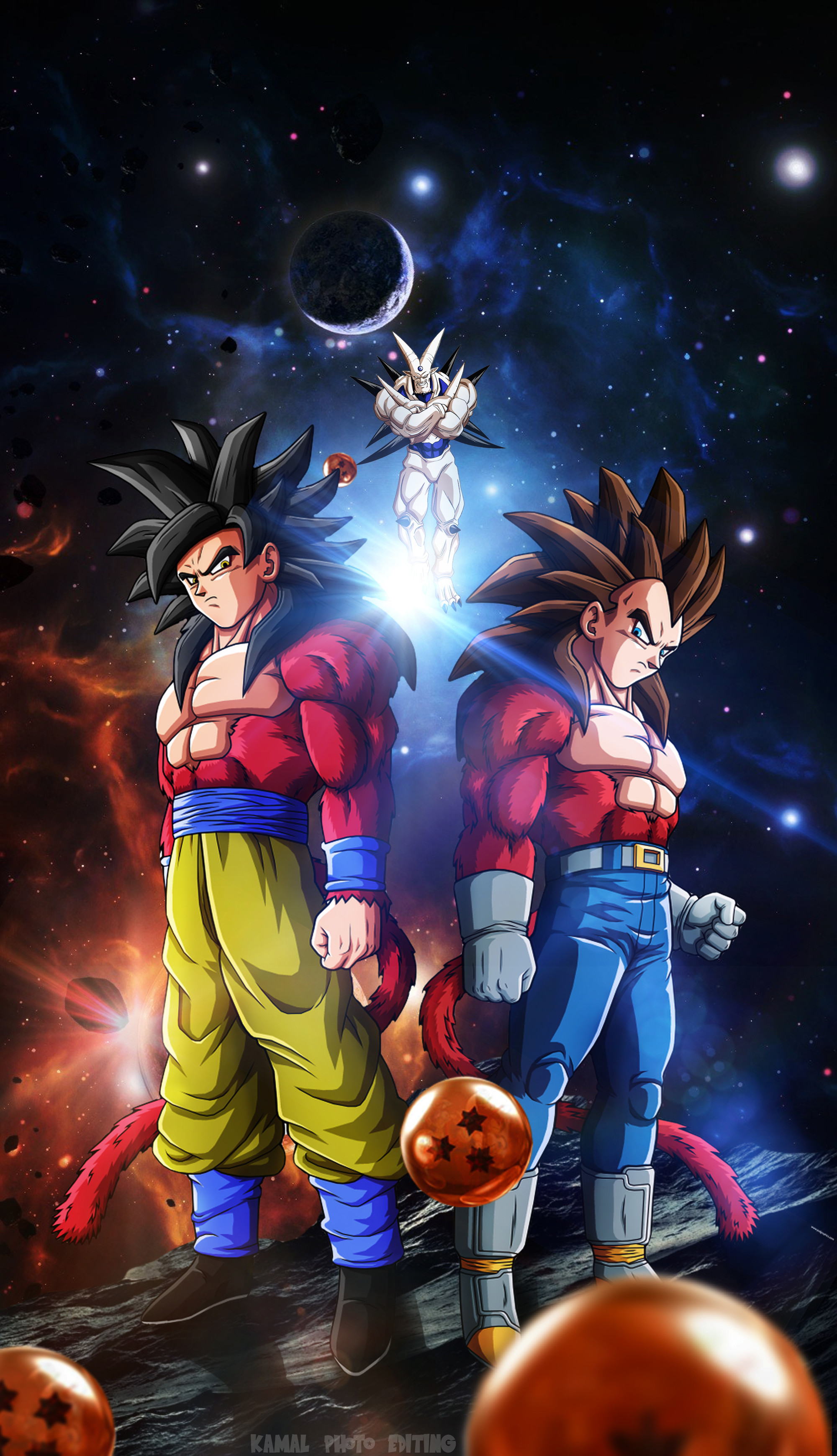 Dragon ball gt wallpapers wallpapertag - Dragon ball gt goku wallpaper ...
