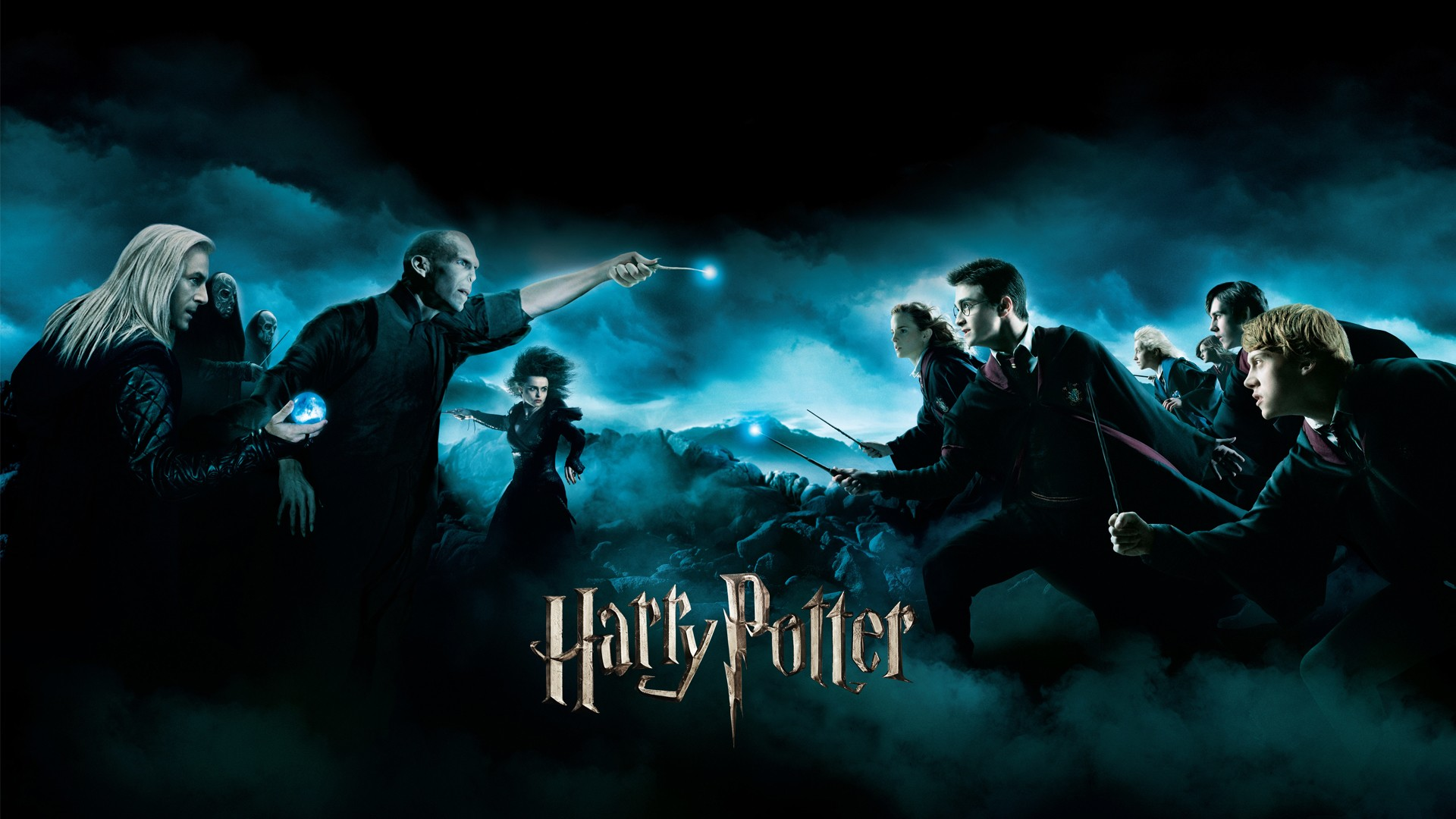 Harry Potter Wallpaper 2048x1110 Mac