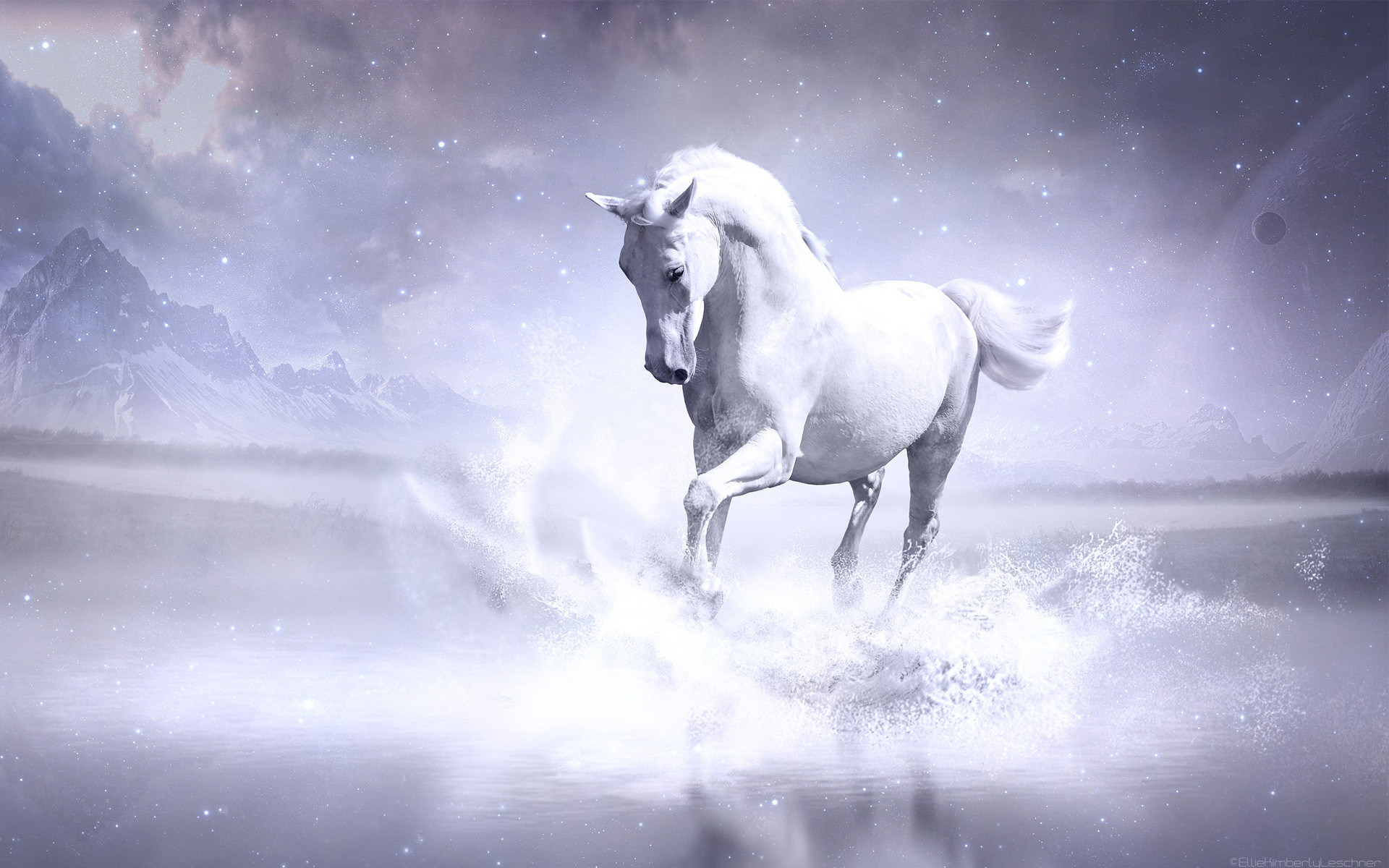 2880x1800 Fantasy Horse Desktop Wallpapers