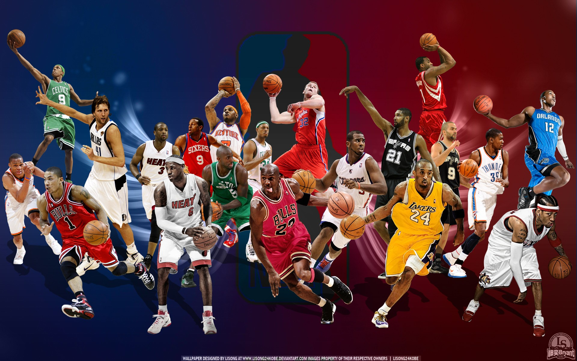 50+ Nba Wallpapers ·① Download Free HD Backgrounds For